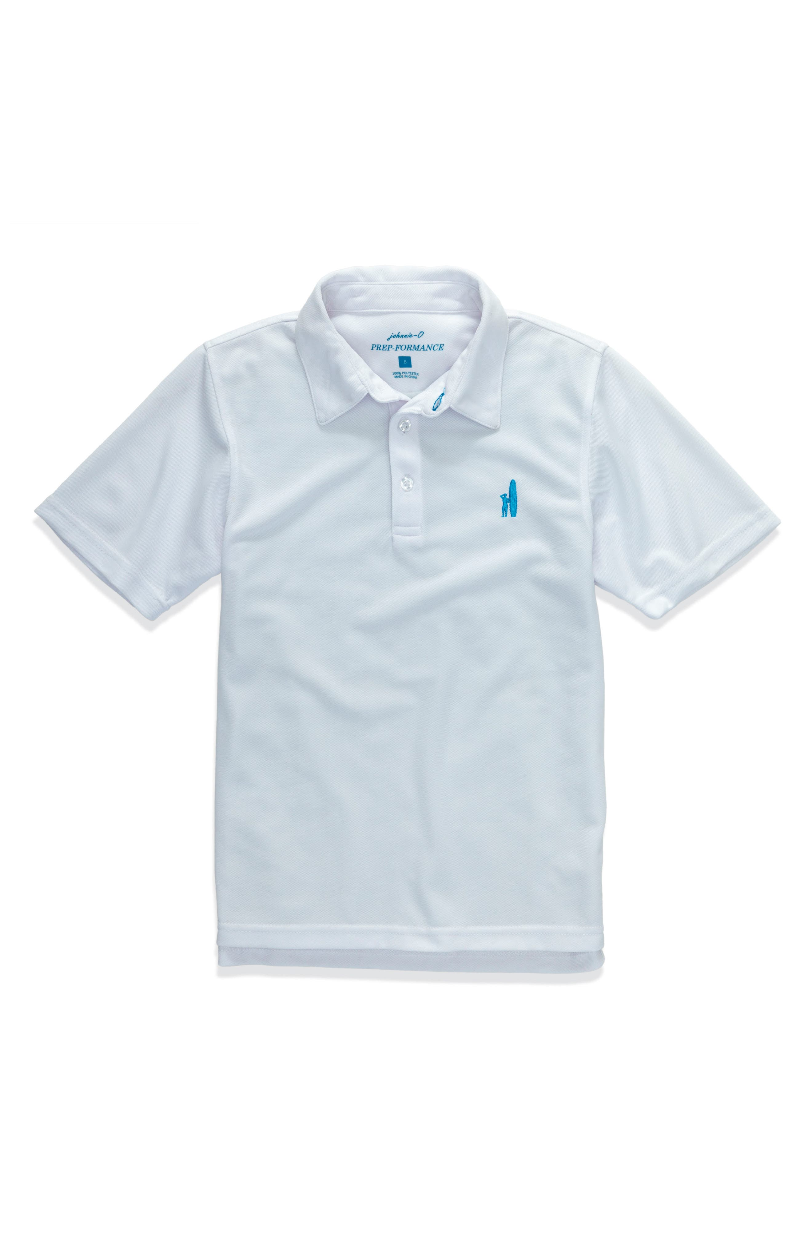 Fairway Solid Polo,                             Main thumbnail 1, color,                             100