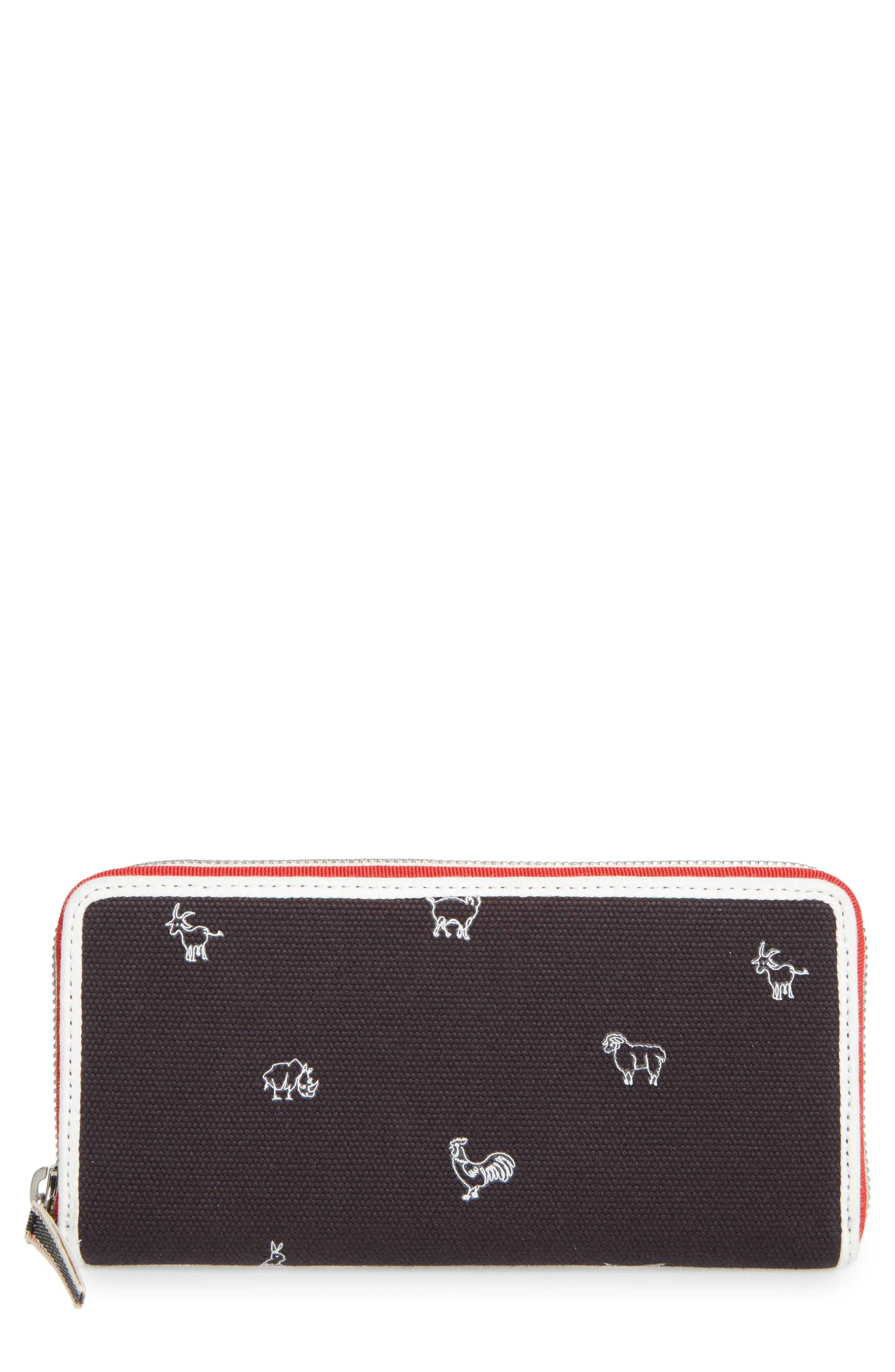 Darien Continental Wallet,                             Main thumbnail 1, color,                             001