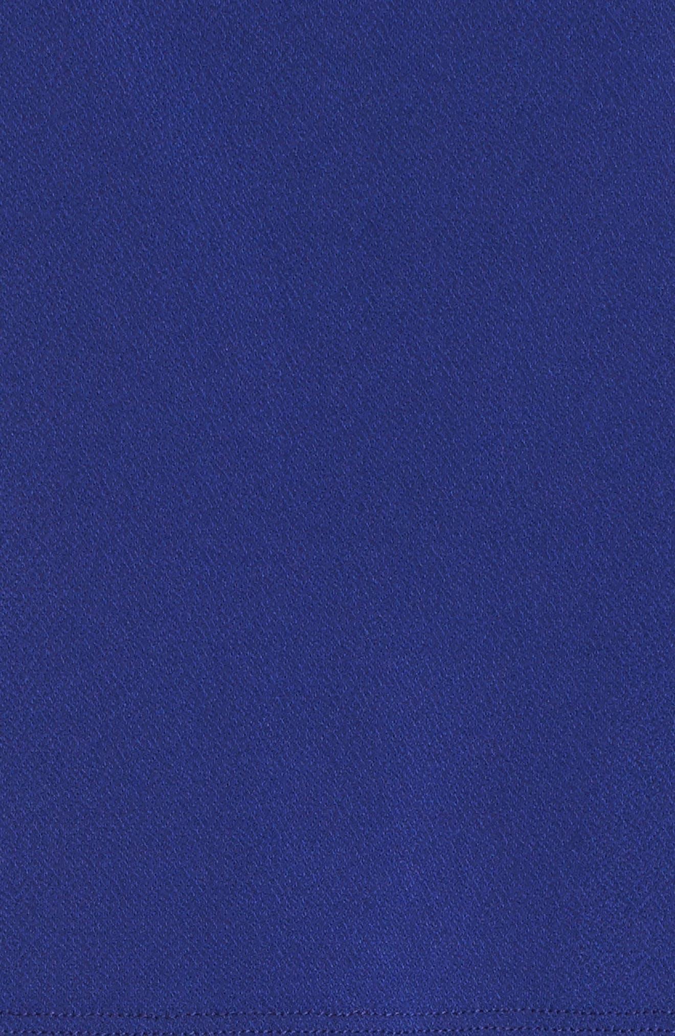'Syler' Popover Jersey Maxi Dress,                             Alternate thumbnail 5, color,                             415