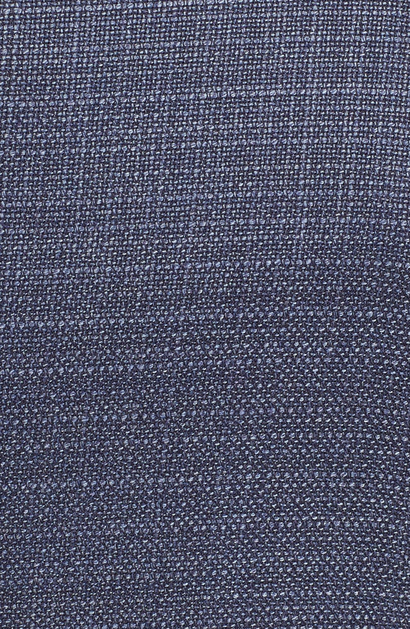 Trim Fit Wool Blazer,                             Alternate thumbnail 12, color,