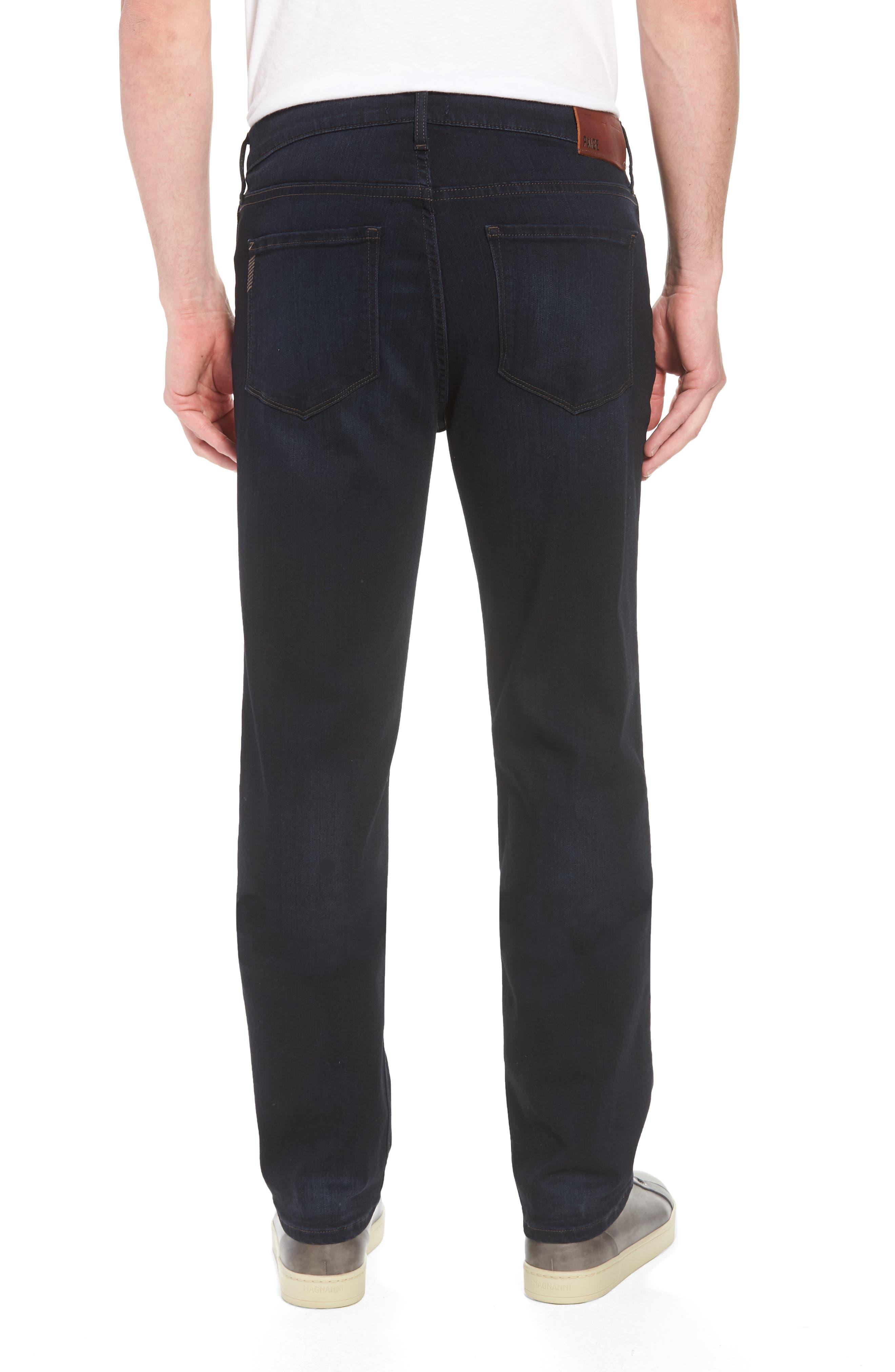 Normandie Straight Leg Jeans,                             Alternate thumbnail 2, color,                             FLEET