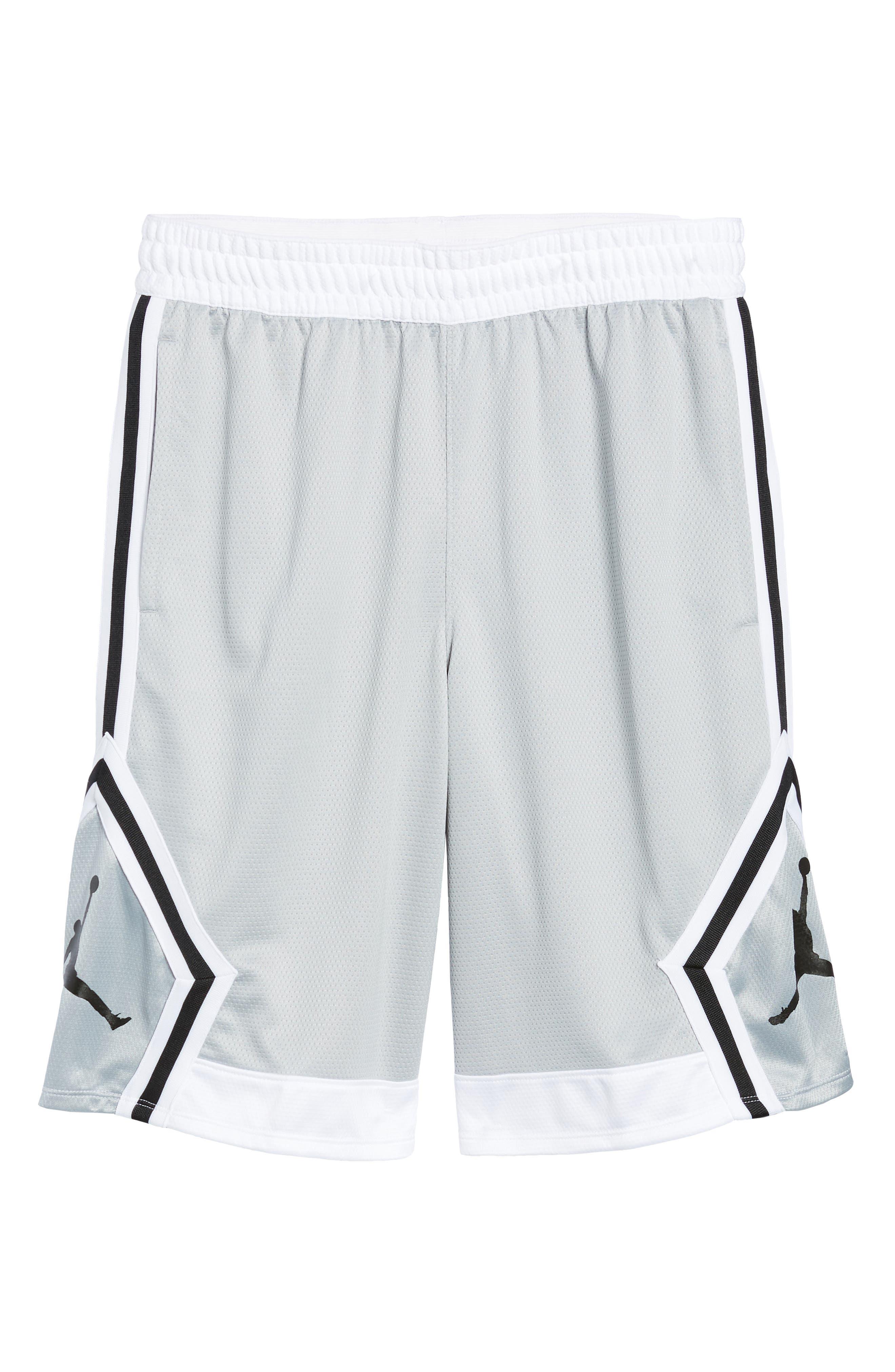 Sportswear Rise Diamond Shorts,                             Alternate thumbnail 33, color,