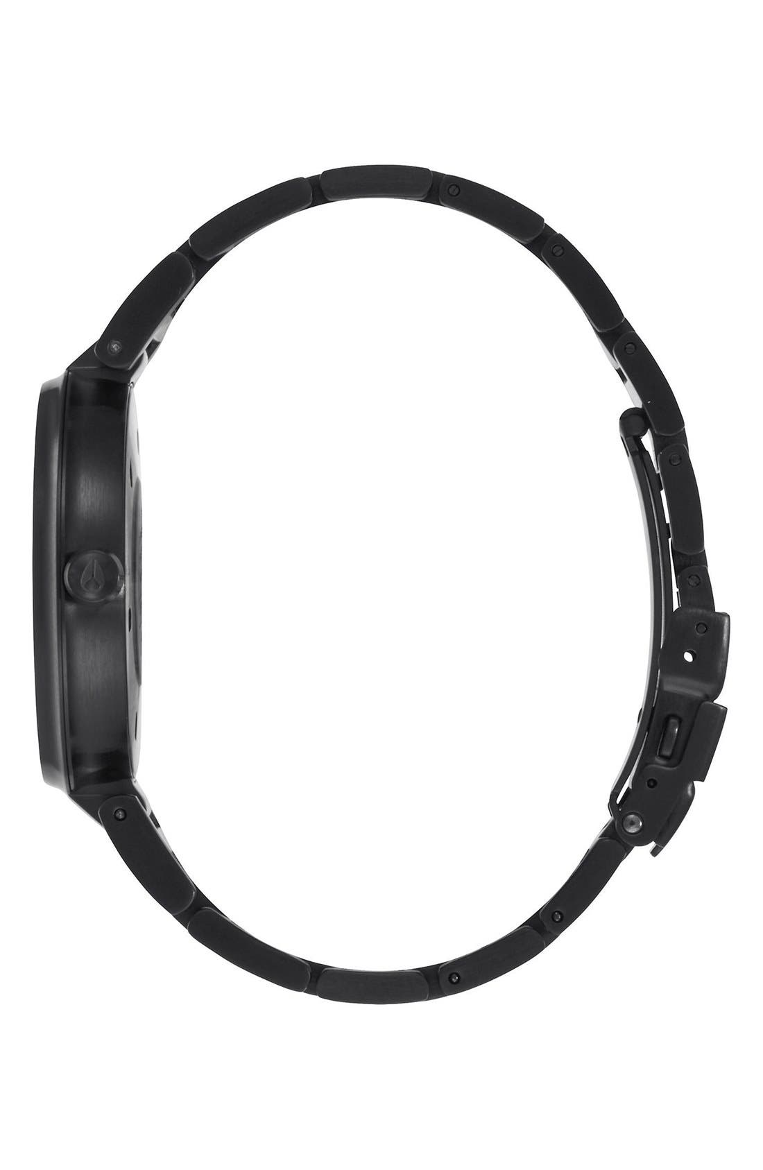 'Chameleon' Bracelet Watch, 39mm,                             Alternate thumbnail 4, color,                             001