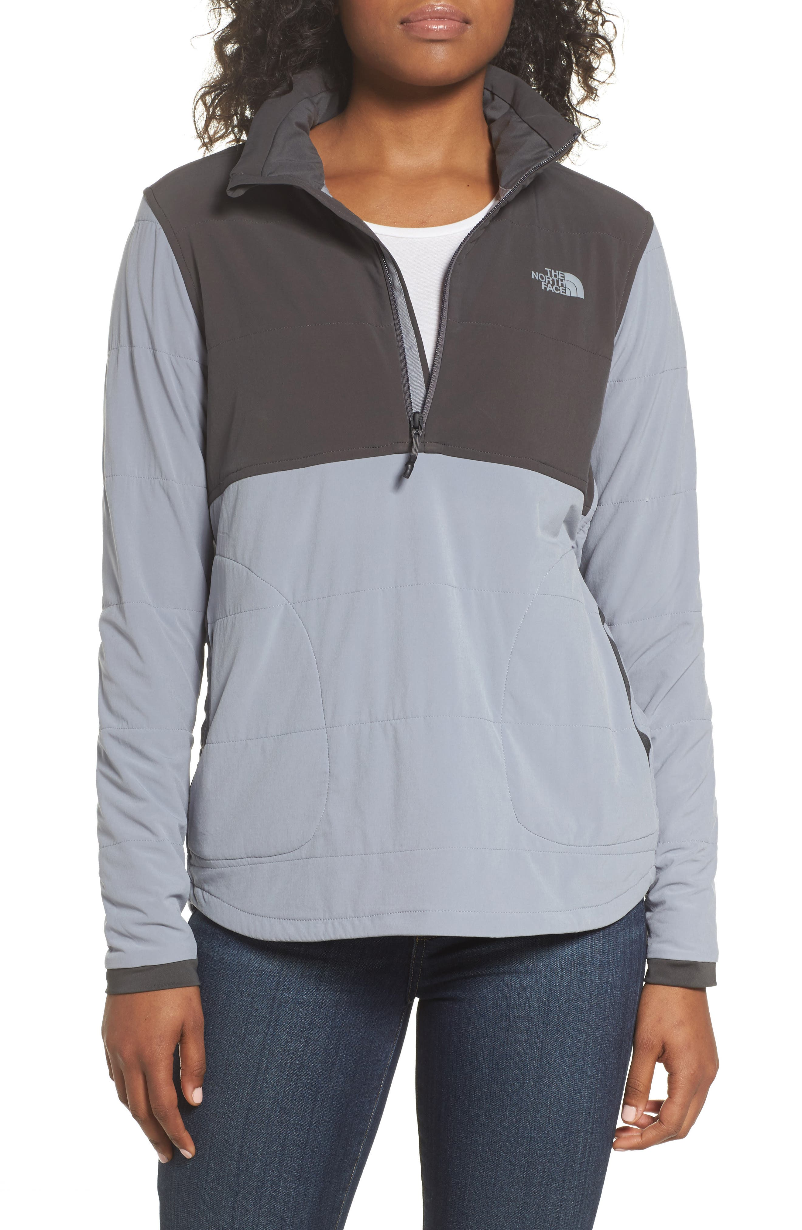 Mountain Sweatshirt Quarter Zip Pullover,                             Main thumbnail 2, color,