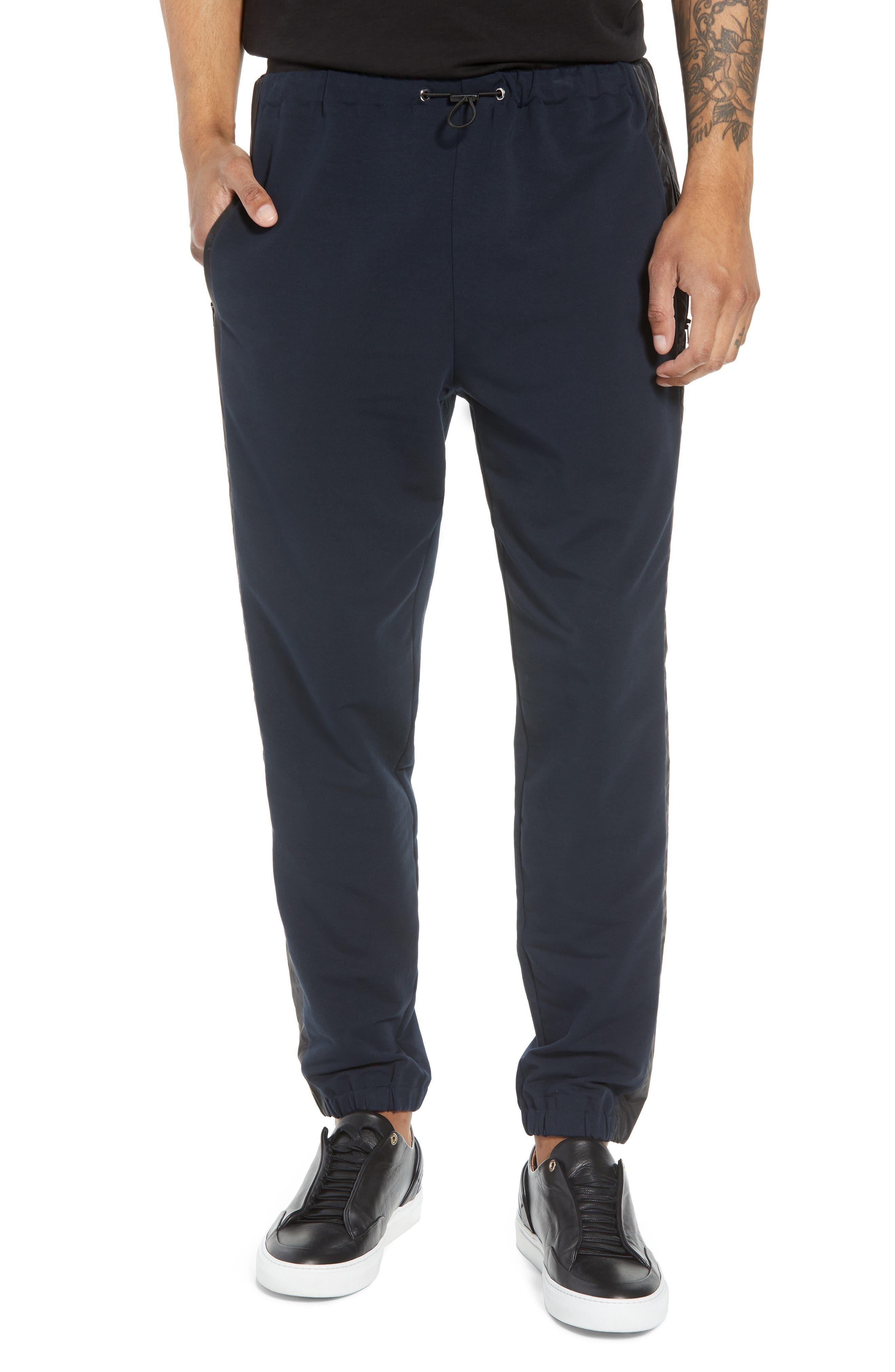 THEORY,                             Combo Tech Regular Fit Jogger Pants,                             Main thumbnail 1, color,                             497