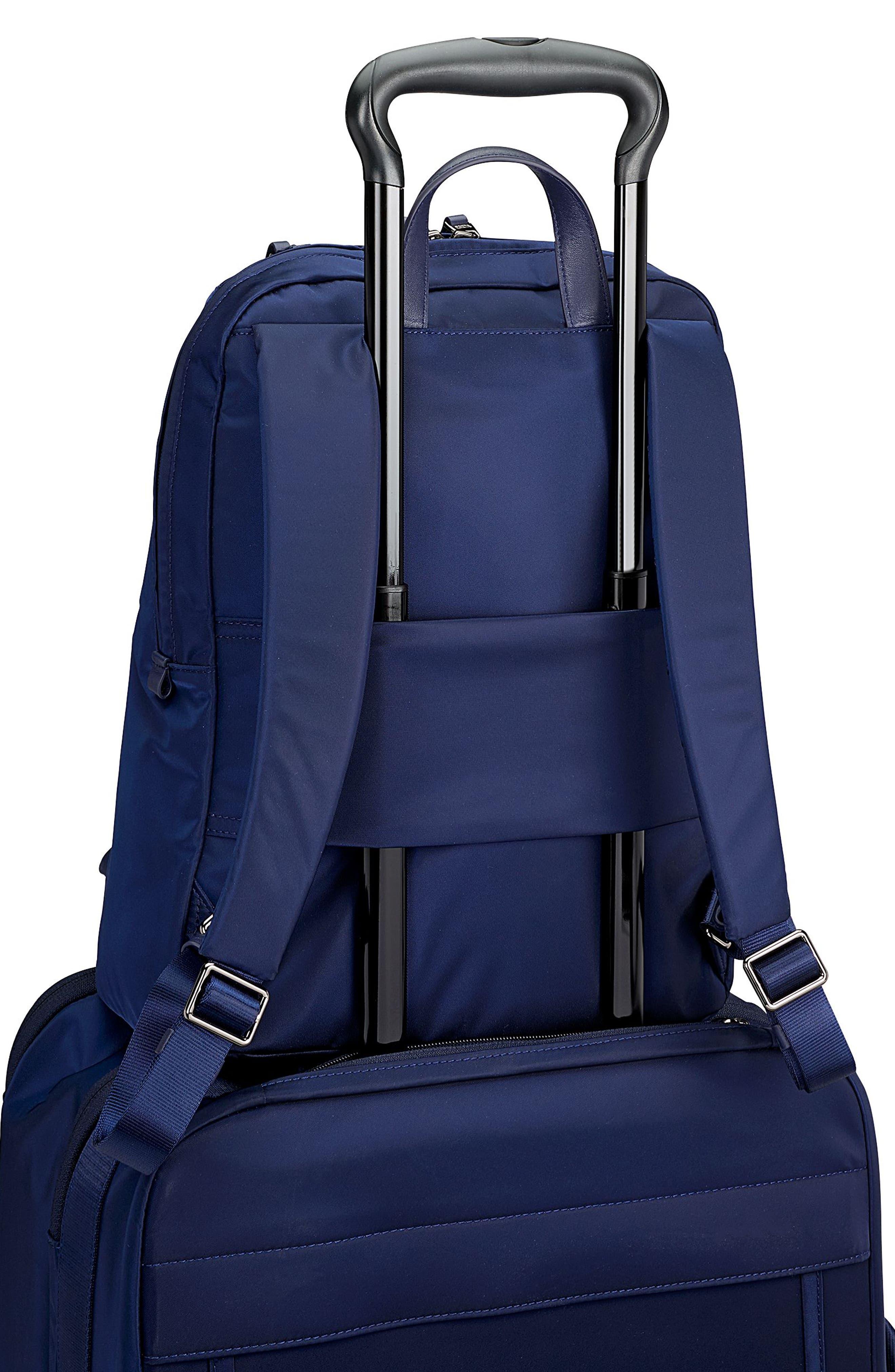 Voyageur Halle Nylon Backpack,                             Alternate thumbnail 3, color,                             406