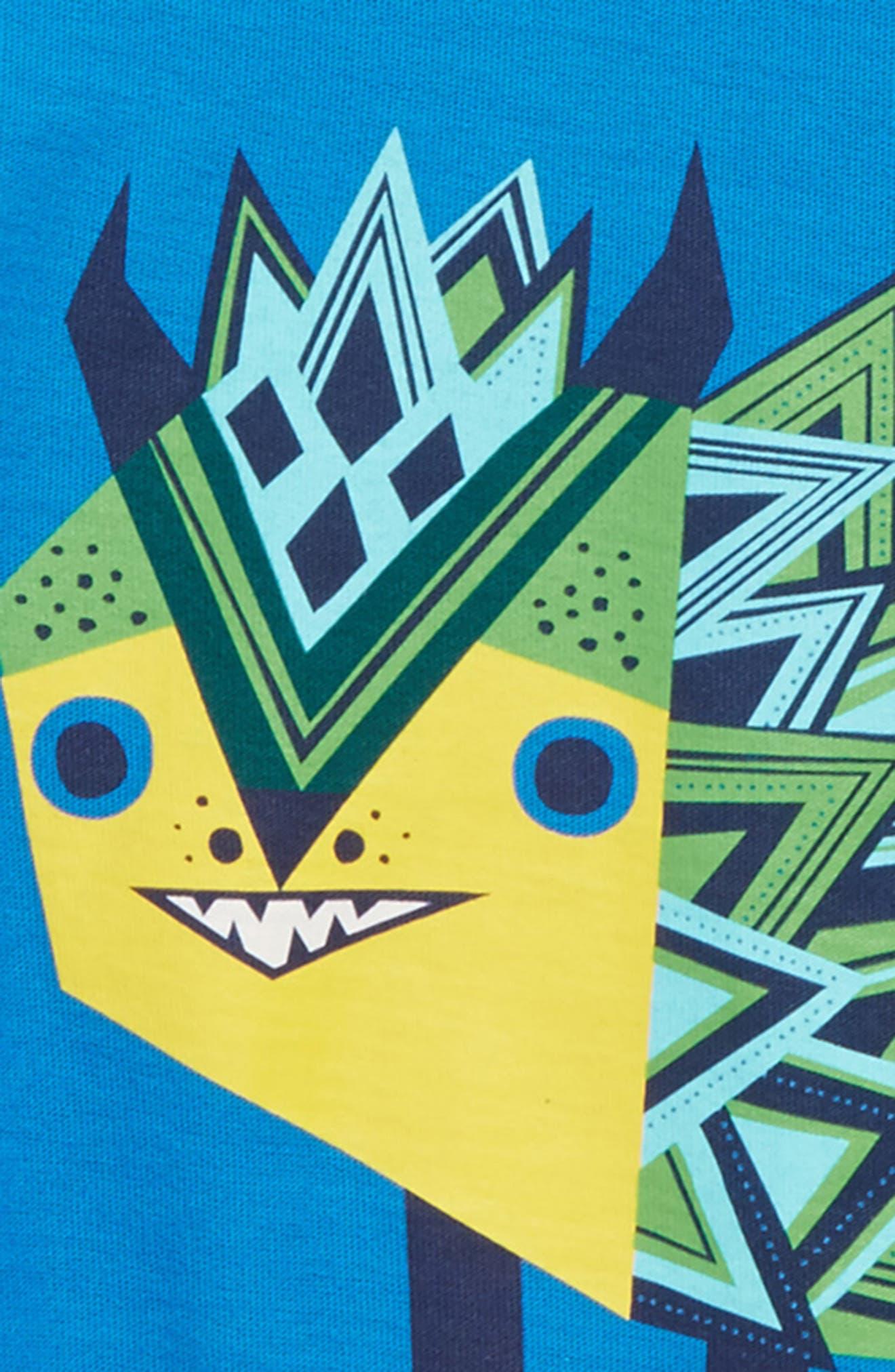 Wild Haggis T-Shirt,                             Alternate thumbnail 3, color,                             487