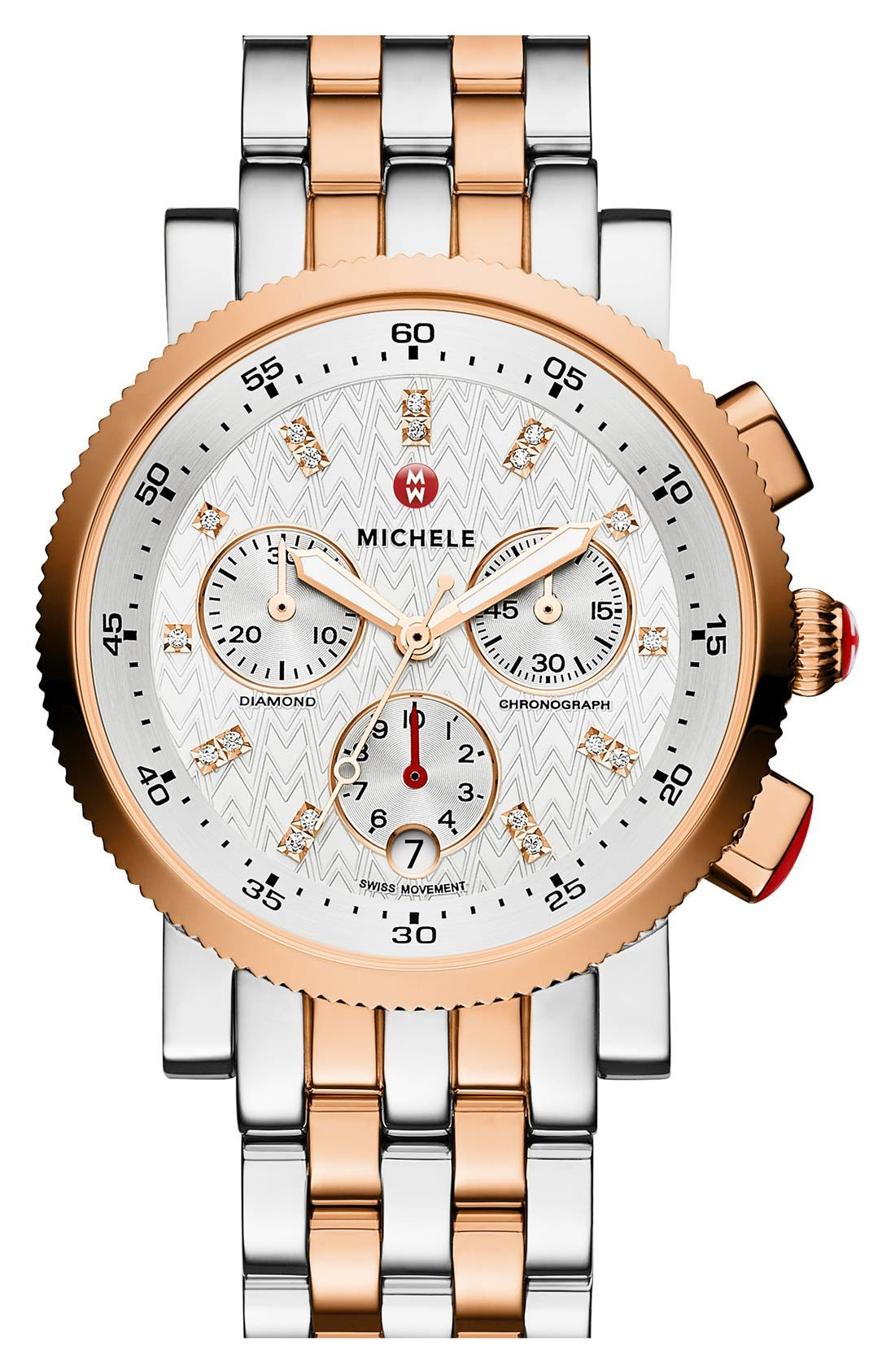 'Sport Sail' 18mm Bracelet Watchband,                             Alternate thumbnail 2, color,                             710