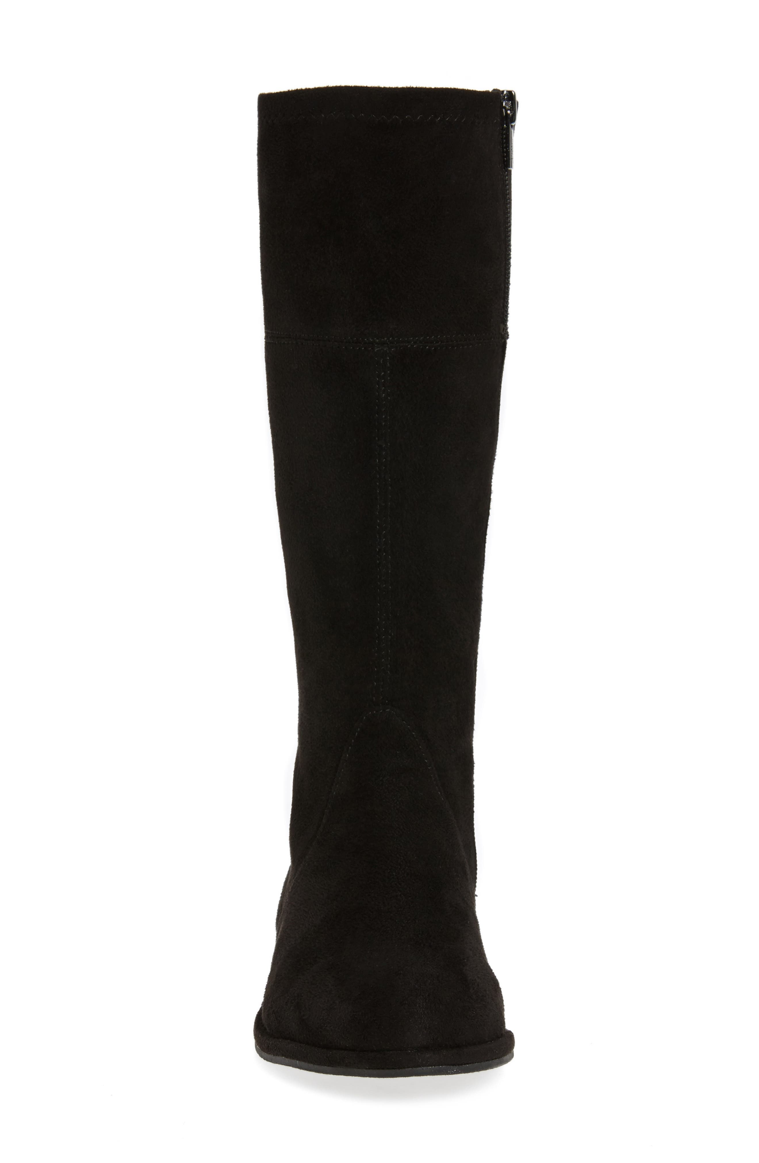 Lowland Bow Riding Boot,                             Alternate thumbnail 7, color,