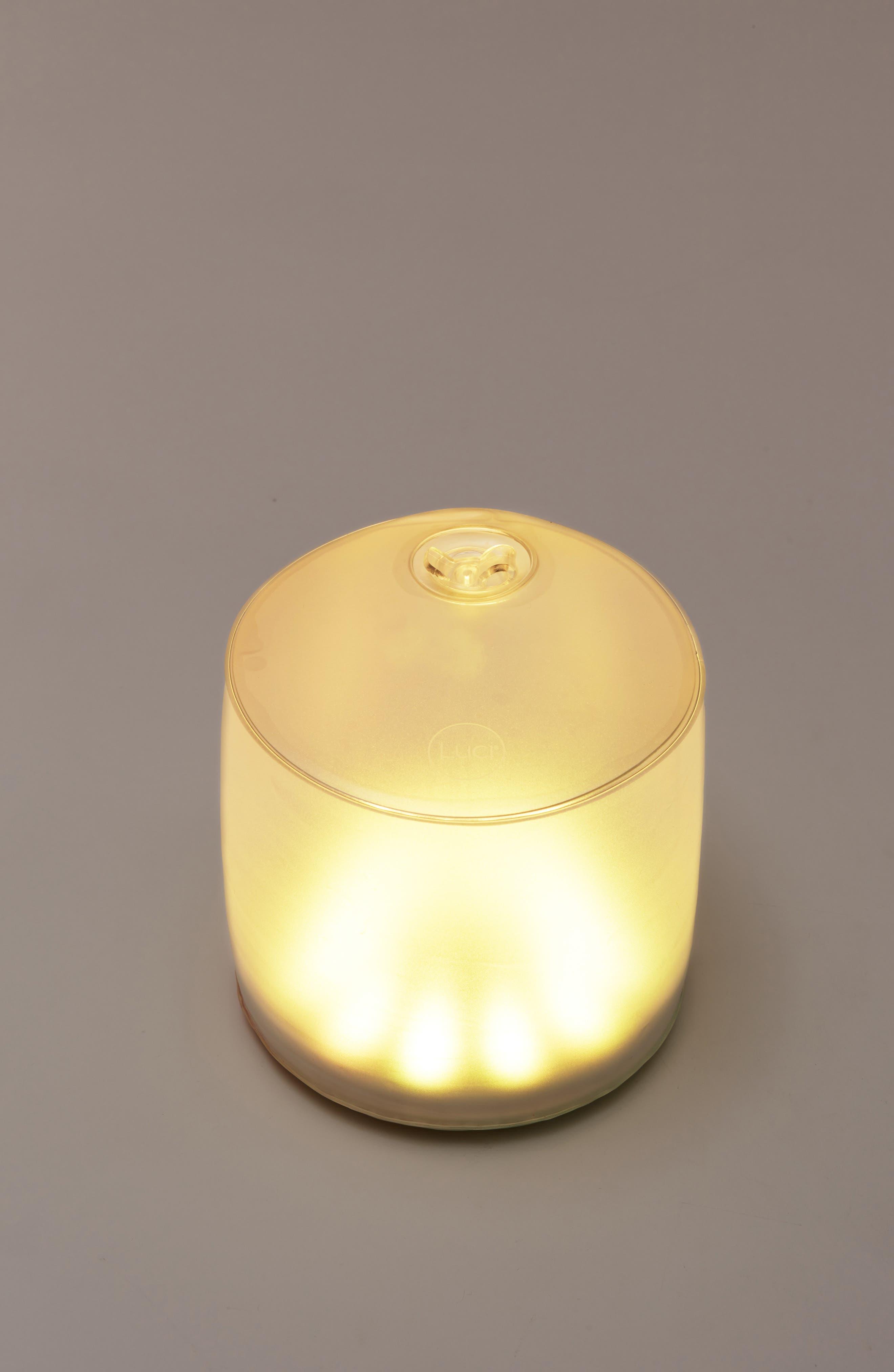 x Soda Luci Color Essence Inflatable Solar Lantern,                             Alternate thumbnail 6, color,                             NONE