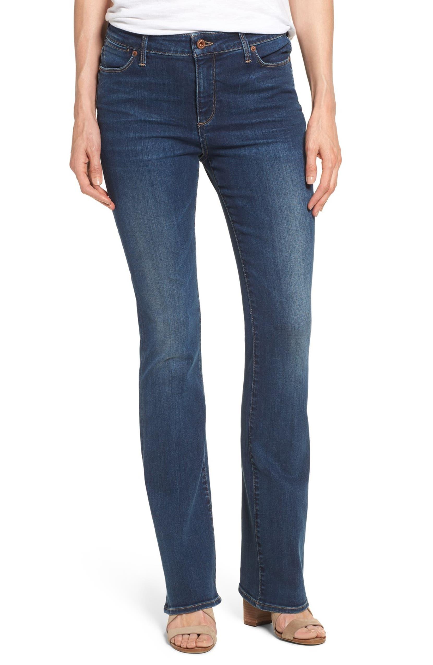 882b56e4911 Lucky Brand  Hayden  Stretch Bootcut Jeans (Lucky Blue)