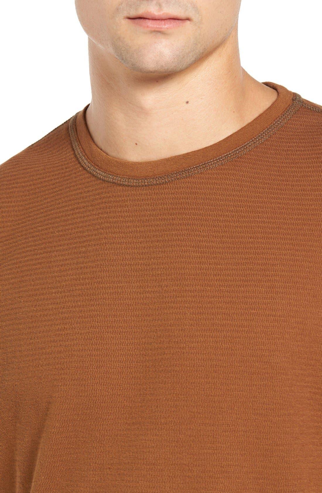Larsen Zigzag Thermal T-Shirt,                             Alternate thumbnail 14, color,
