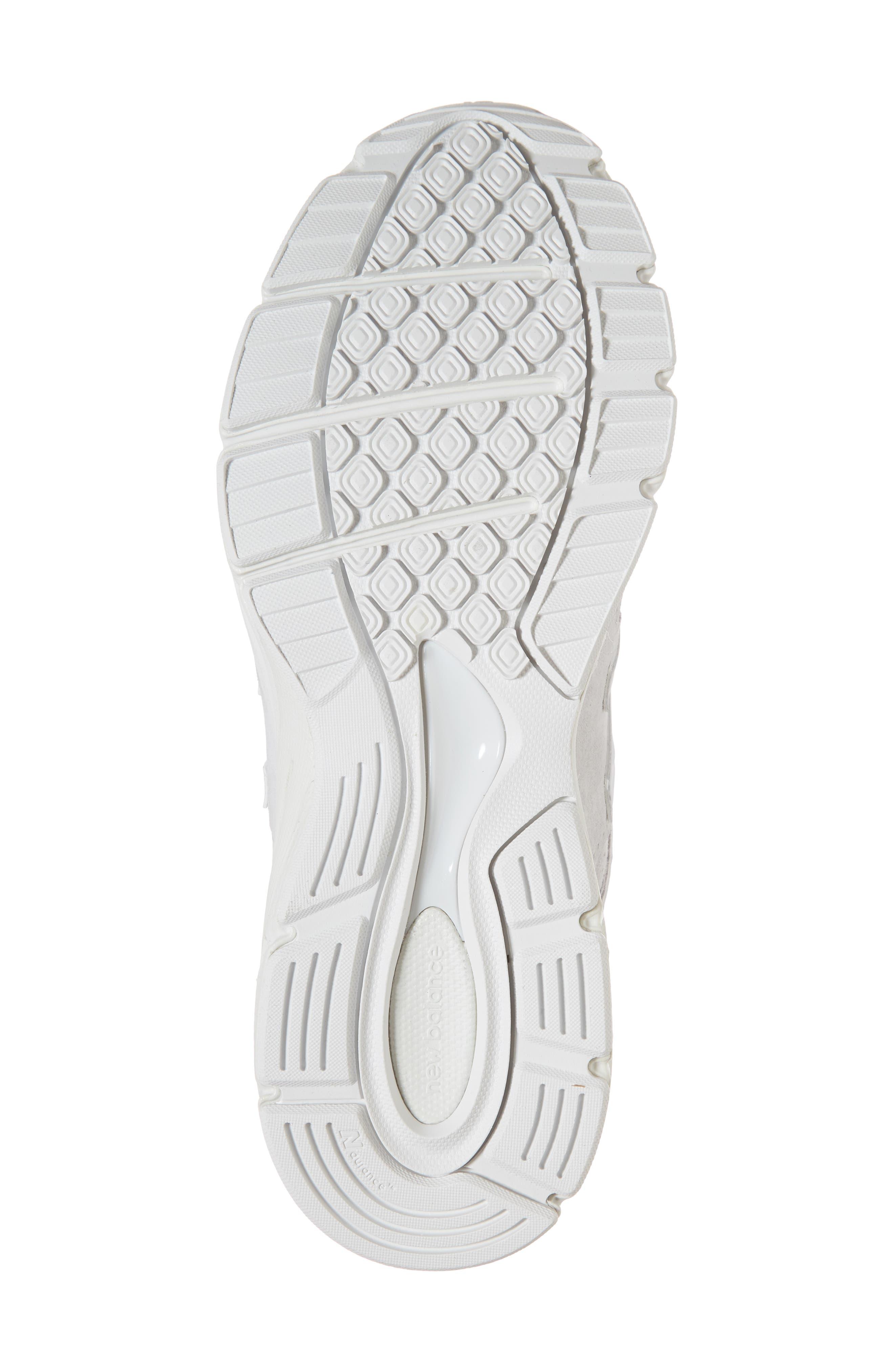 990v4 Perforated Sneaker,                             Alternate thumbnail 6, color,                             034