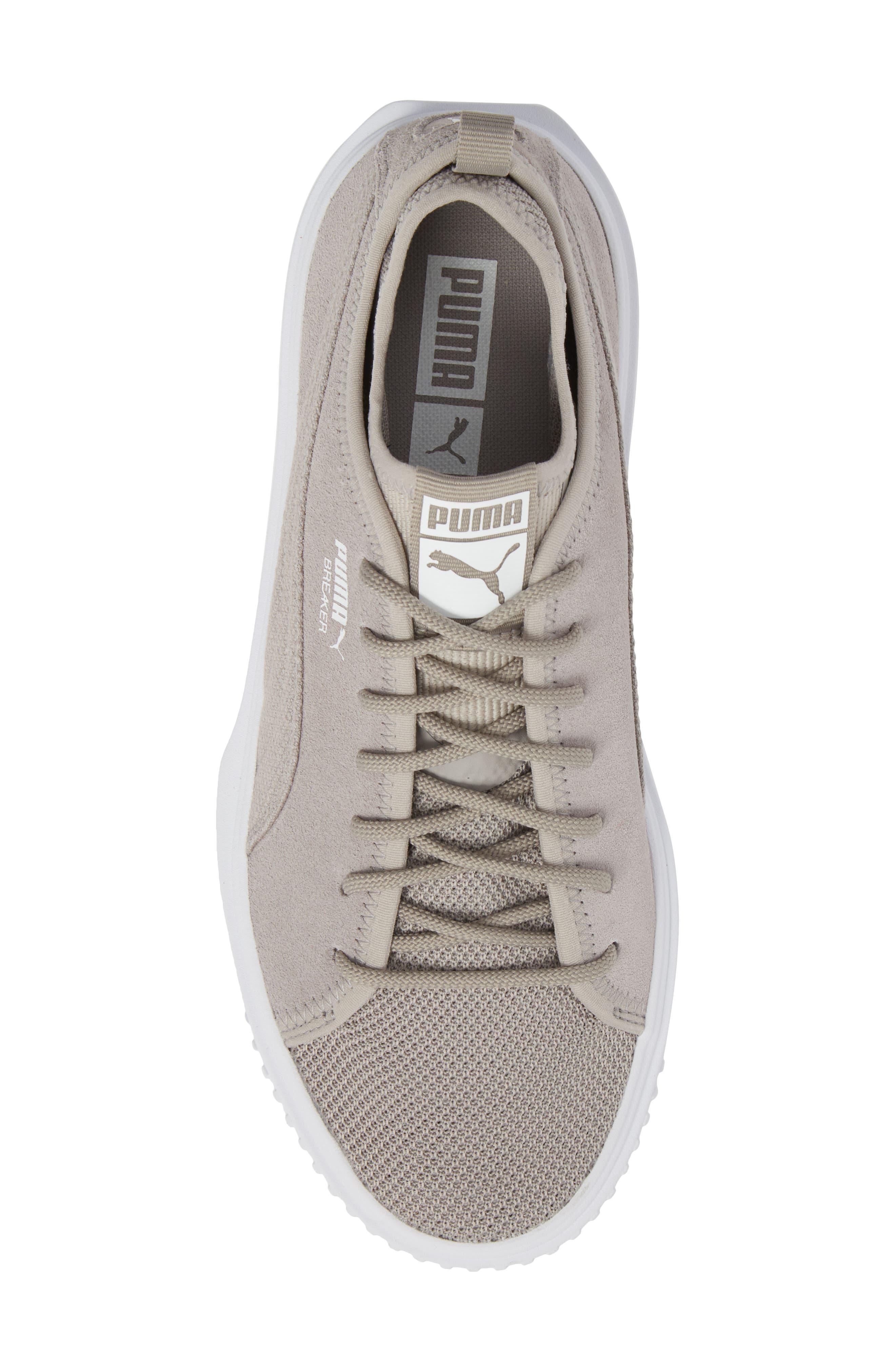 Breaker Mesh Sneaker,                             Alternate thumbnail 5, color,                             060