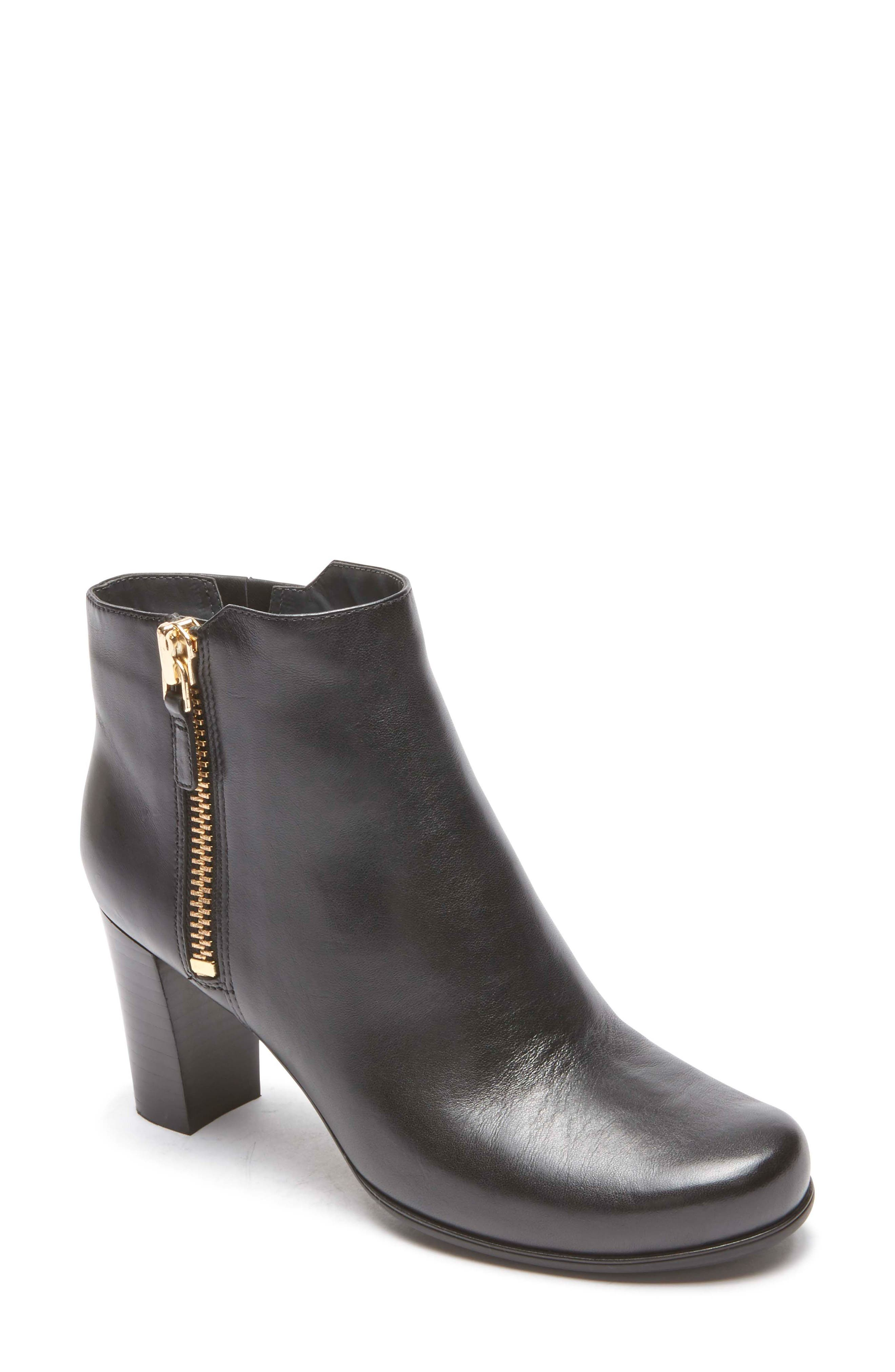 Trixie Luxe Bootie,                         Main,                         color, 001