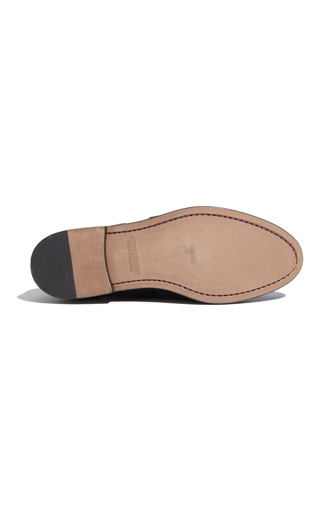 Anna Sui for Hush Puppies<sup>®</sup> 'Lindley' Oxford,                             Alternate thumbnail 4, color,                             001