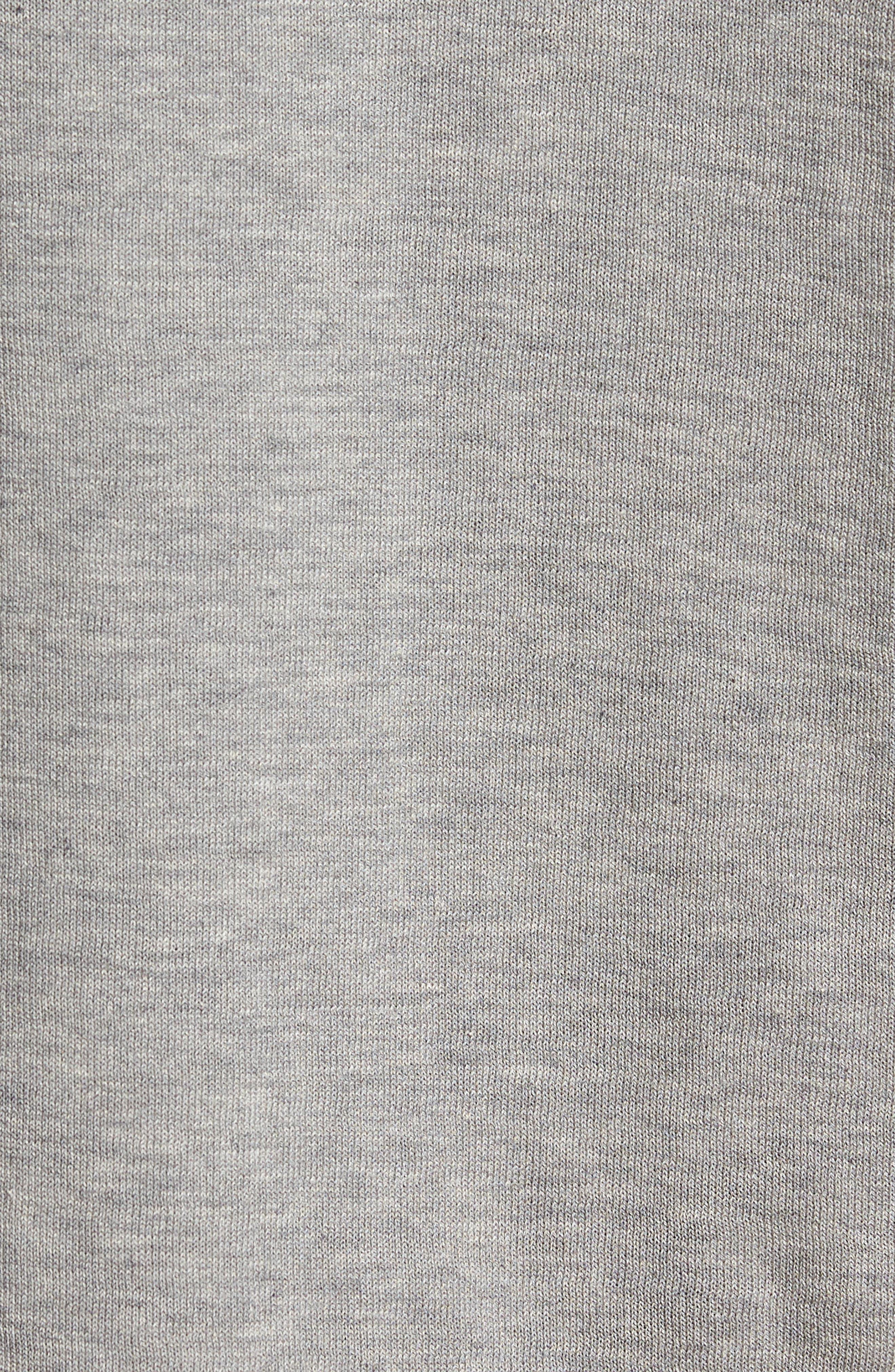 Fresco Crewneck Cotton T-Shirt,                             Alternate thumbnail 5, color,                             021