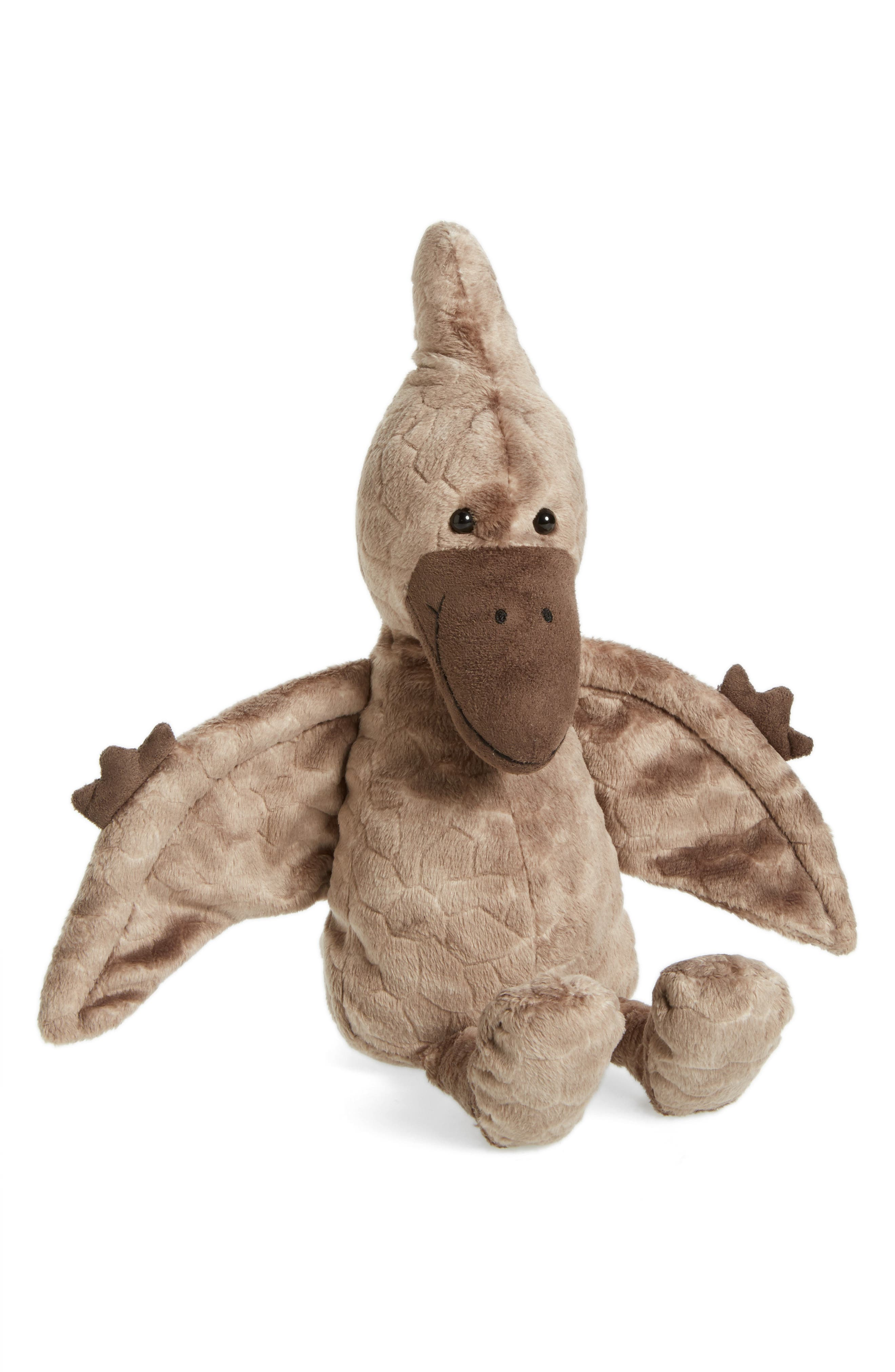JELLYCAT Terry Pterodactyl Stuffed Animal, Main, color, 020