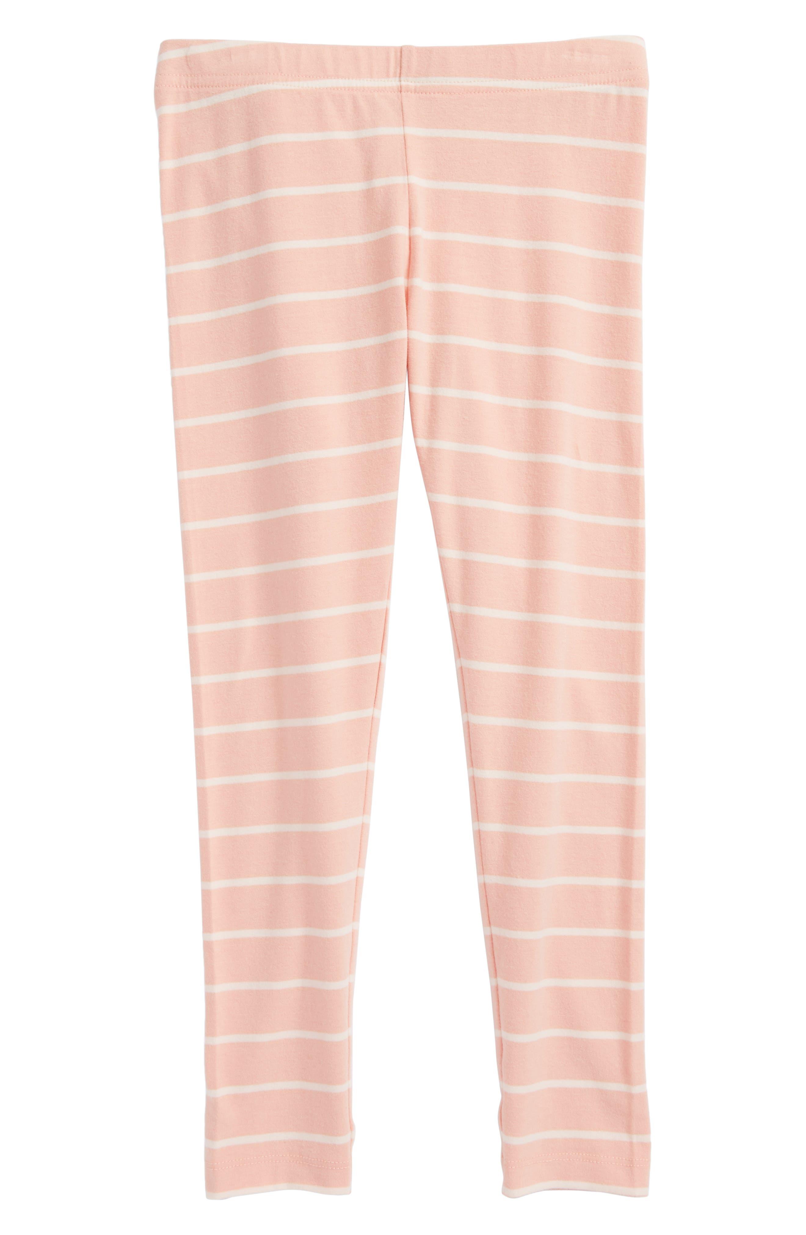 'Core' Striped Leggings,                             Main thumbnail 1, color,