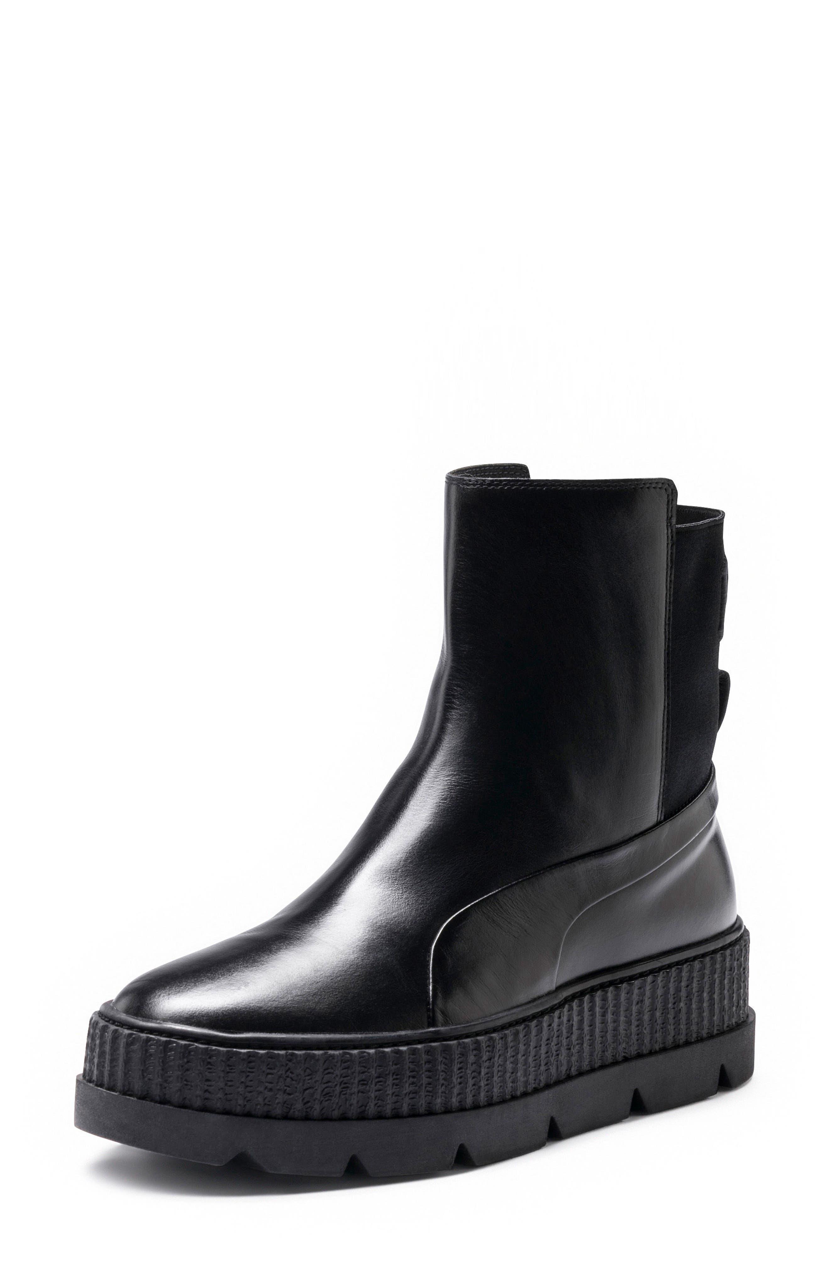 FENTY PUMA by Rihanna Chelsea Boot Creeper Sneaker,                         Main,                         color,