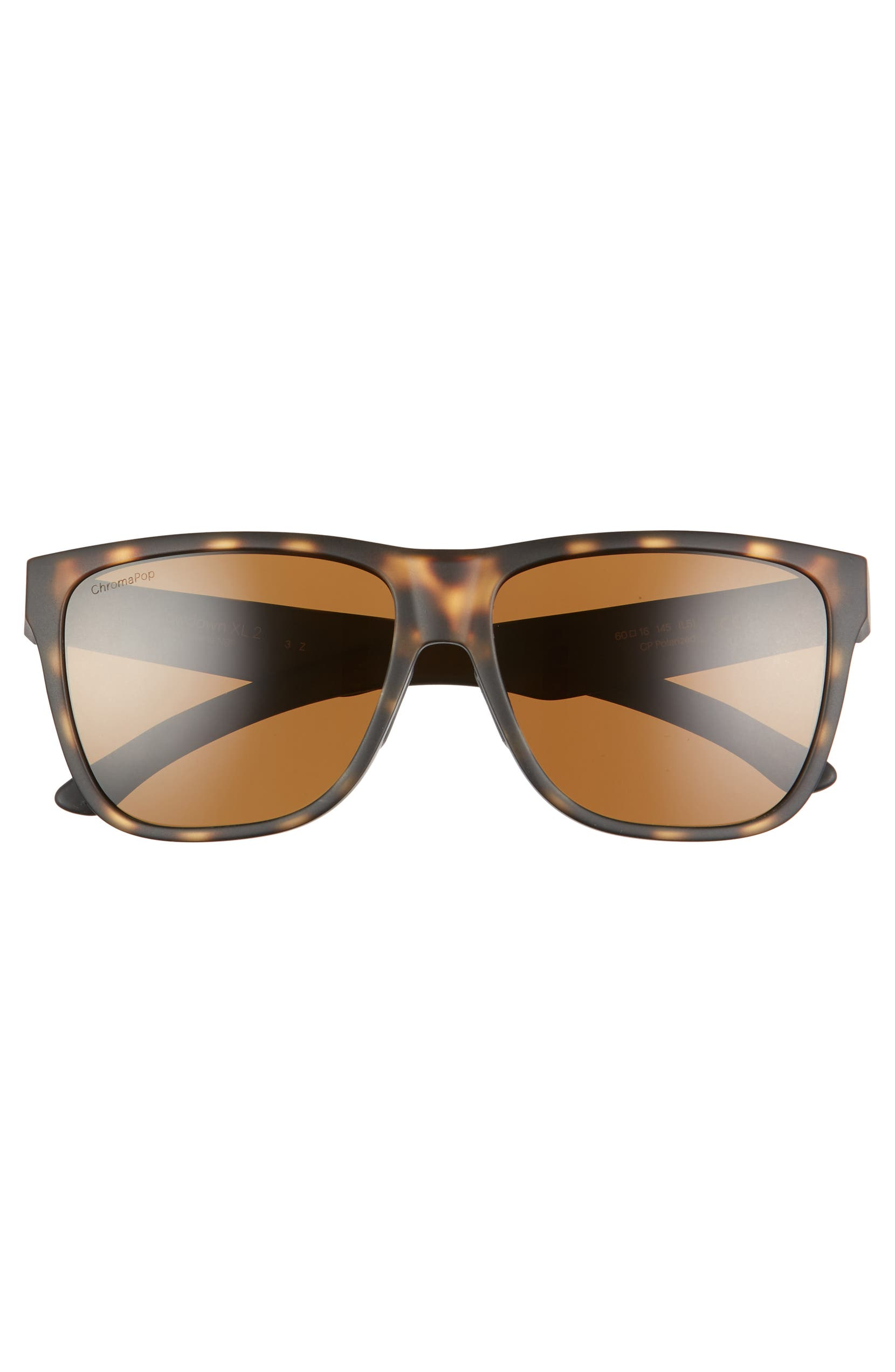 ad192307d65 Smith Lowdown XL 2 60mm ChromaPop™ Polarized Sunglasses