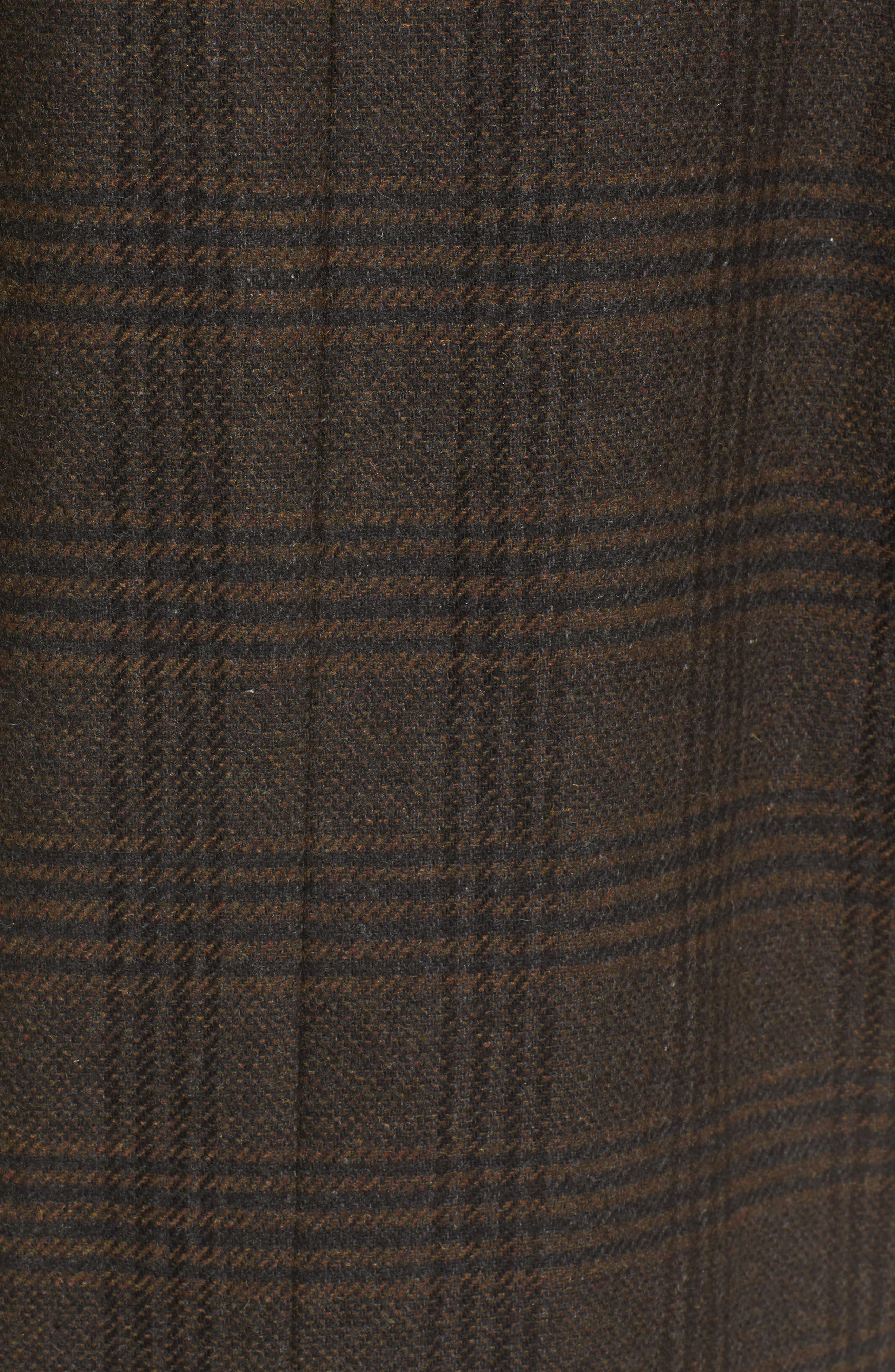 Menswear Coat,                             Alternate thumbnail 6, color,