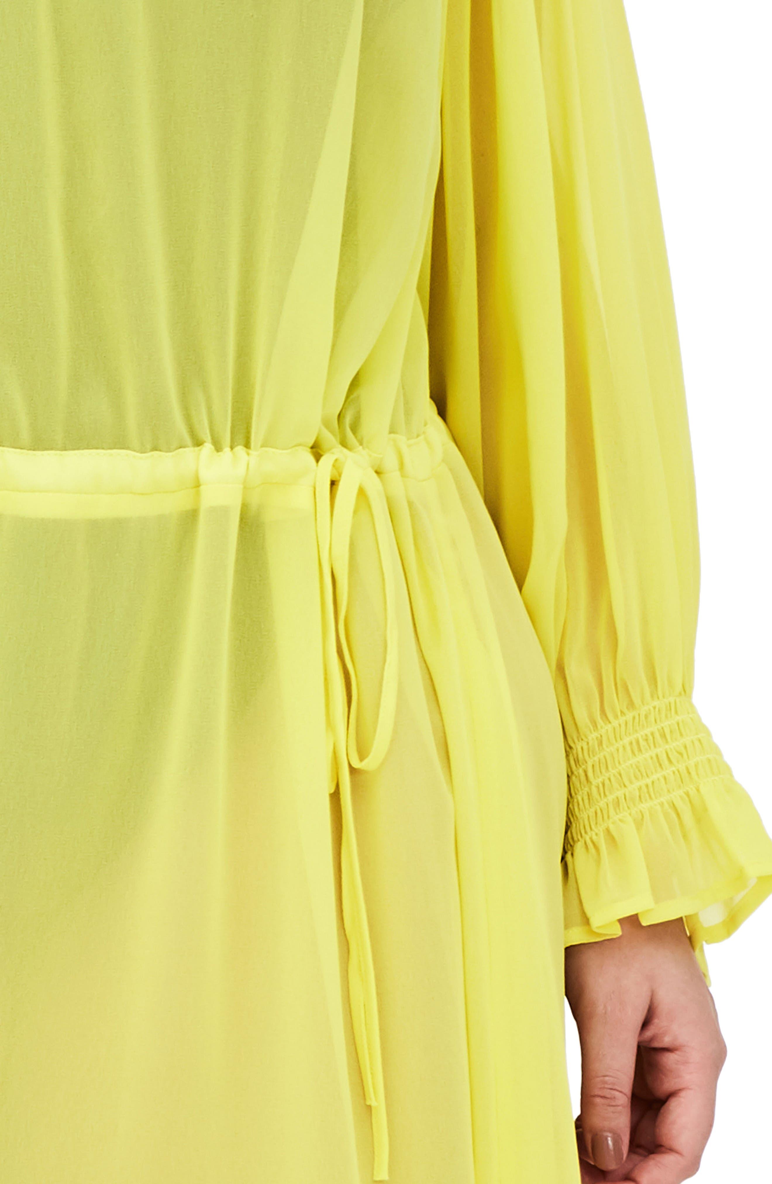 The Sulphur Maxi Dress,                             Alternate thumbnail 4, color,                             702