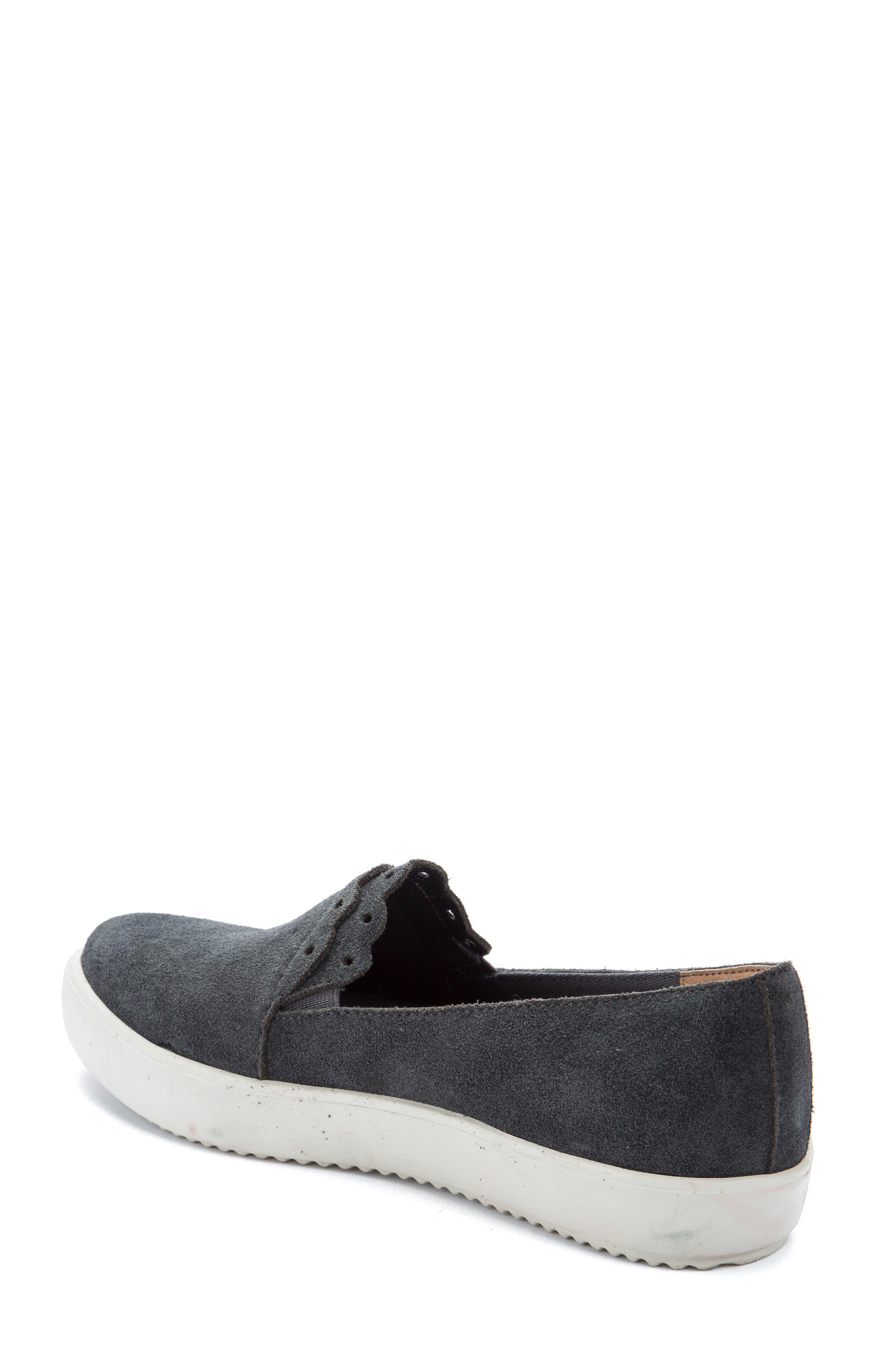 Roe Slip-On Sneaker,                             Alternate thumbnail 5, color,