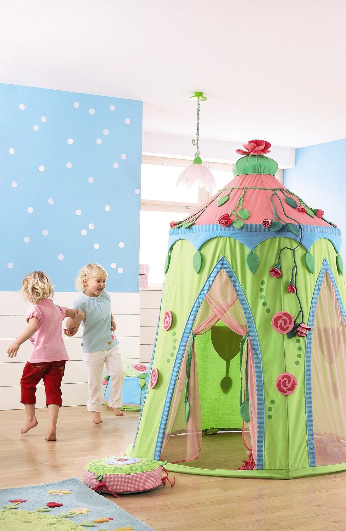 HABA,                             'Rose Fairy' Play Tent,                             Alternate thumbnail 2, color,                             PINK
