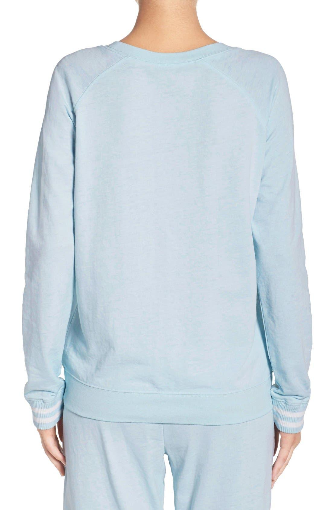 Burnout Lounge Sweatshirt,                             Alternate thumbnail 239, color,
