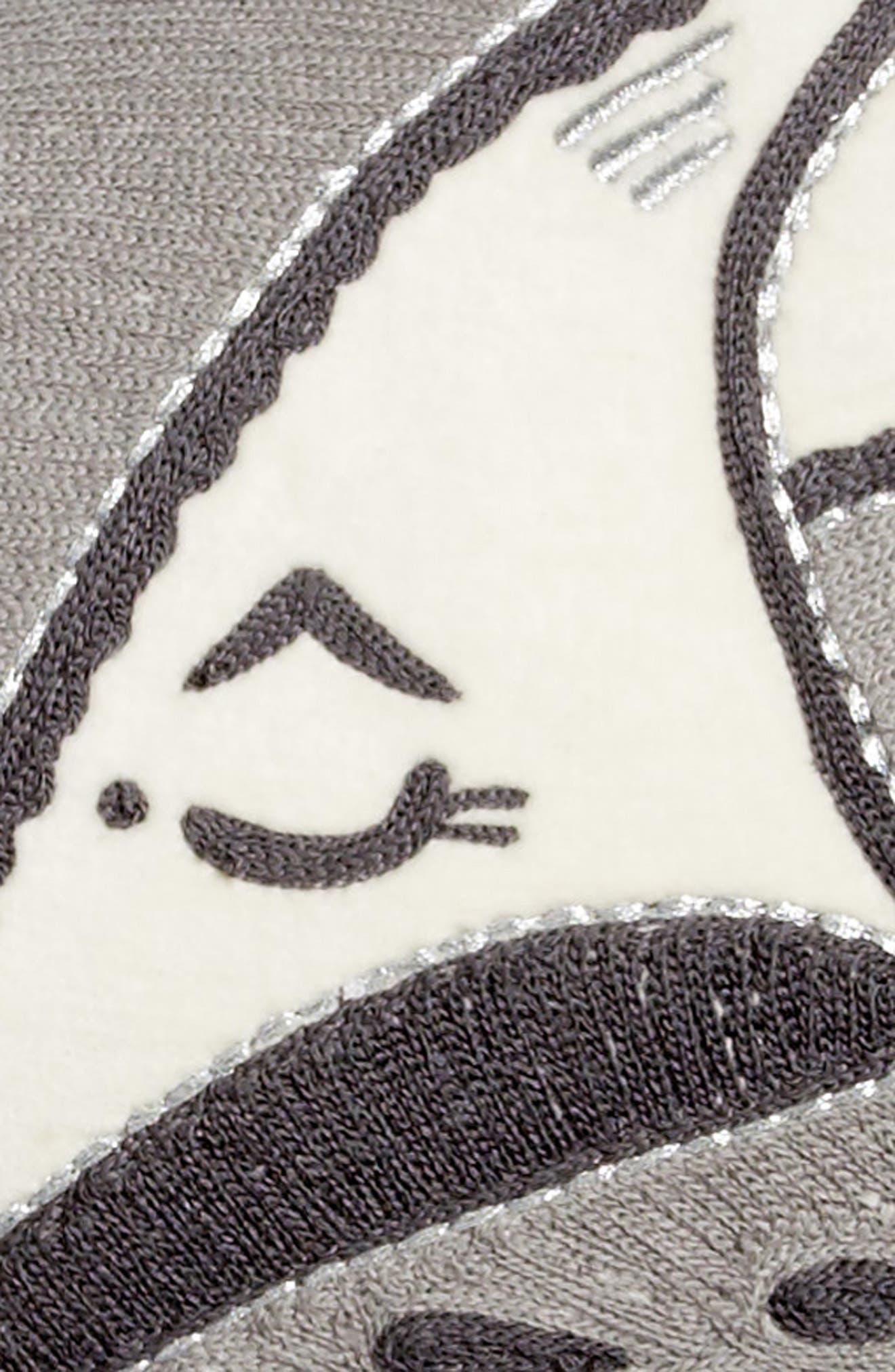 Winter Critter Accent Pillow,                             Alternate thumbnail 2, color,                             040