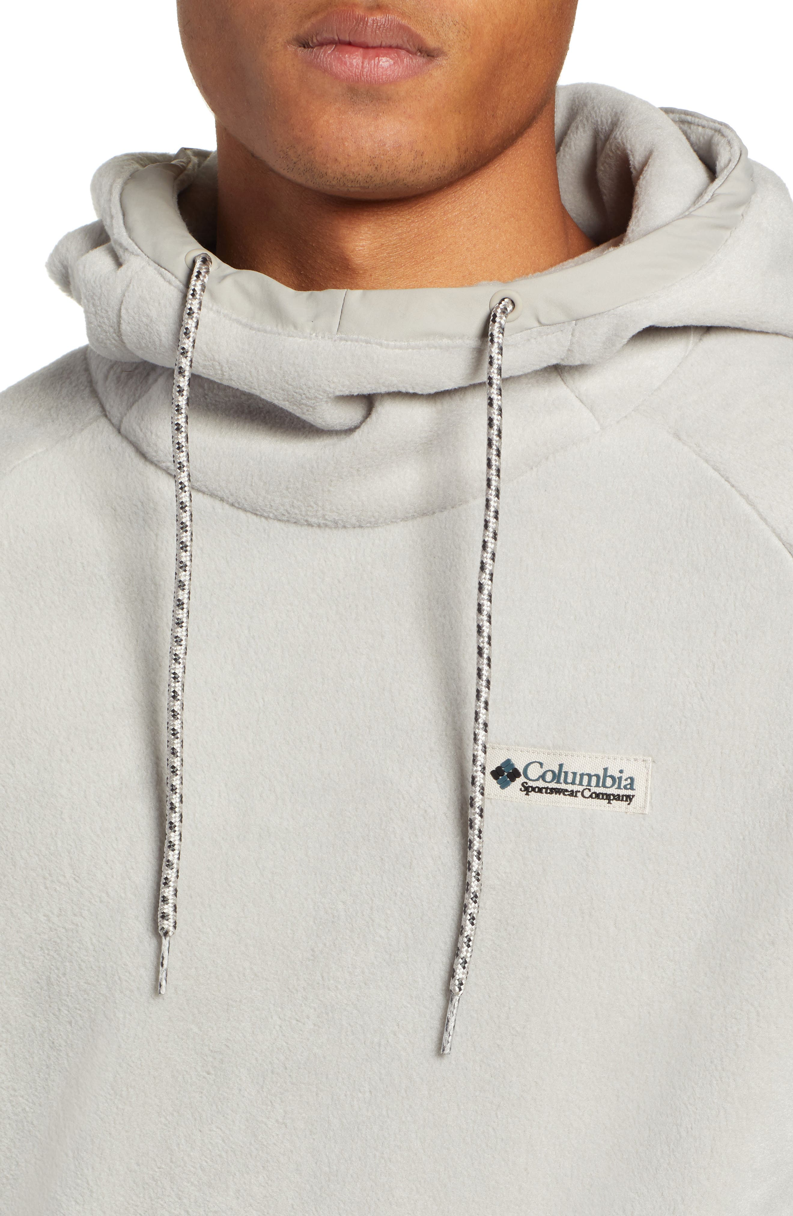 CSC Fleece Hoodie,                             Alternate thumbnail 4, color,                             027