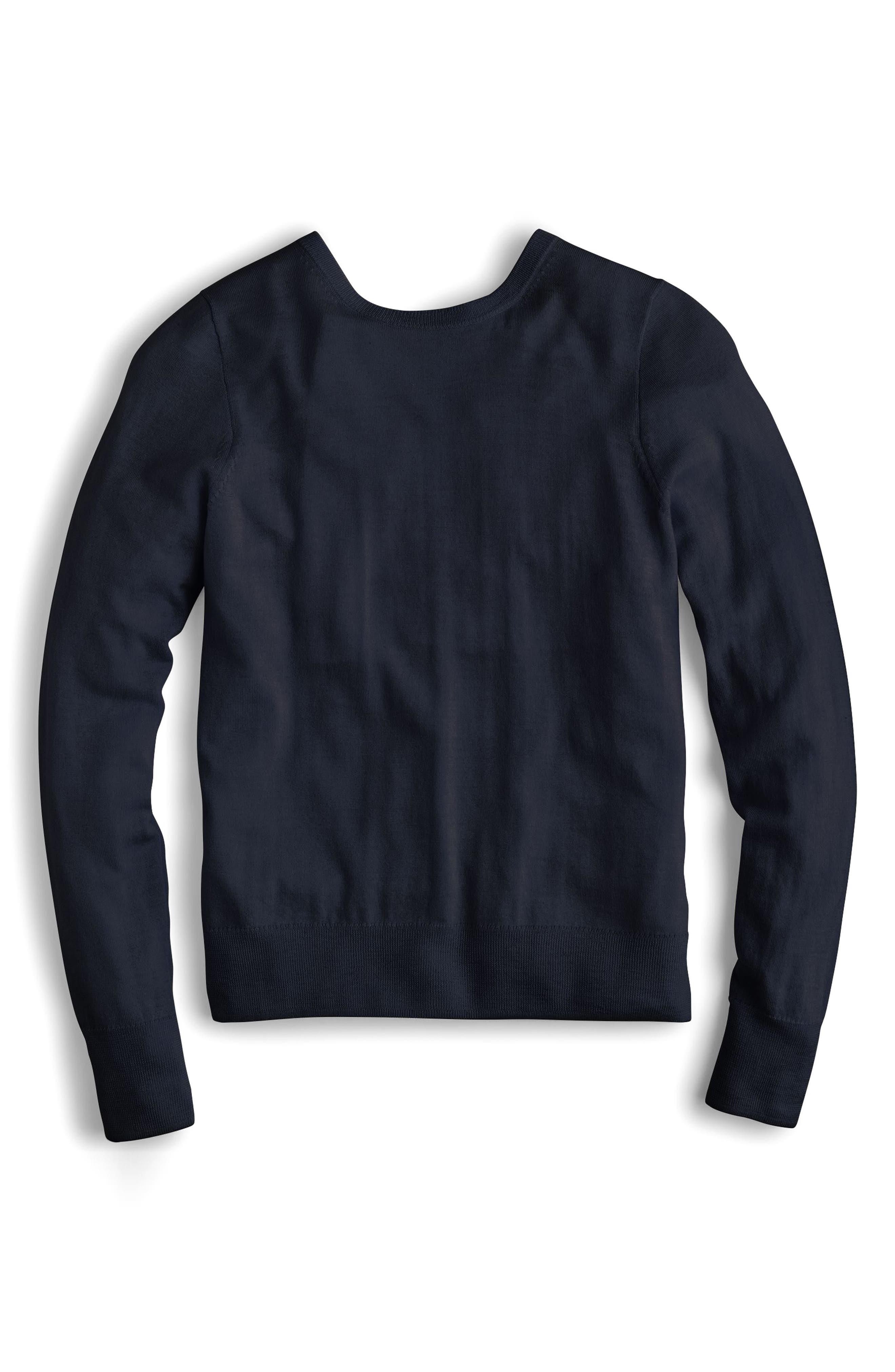 Reversible Button Back Sweater,                             Alternate thumbnail 2, color,