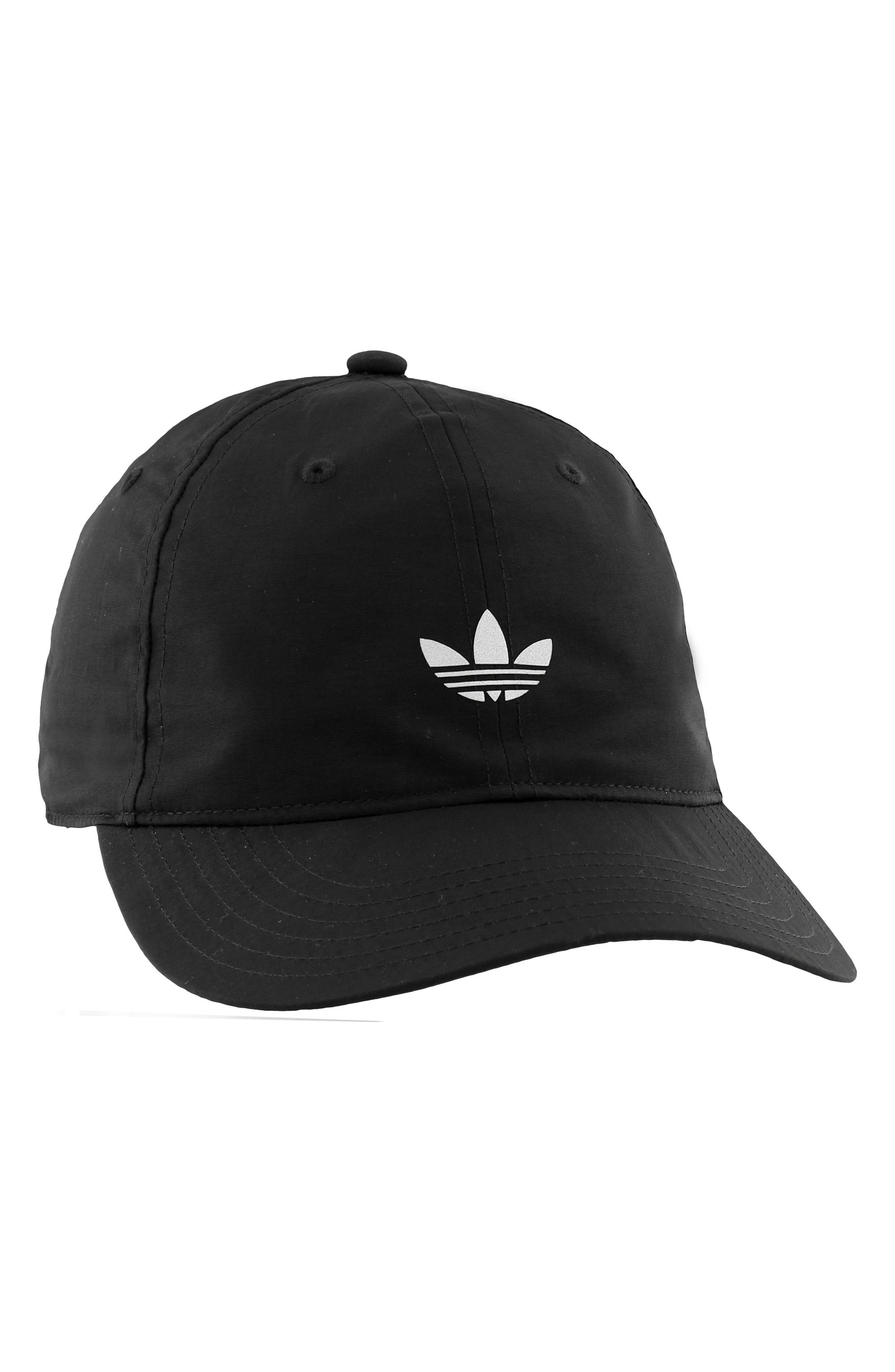 Relaxed Logo Baseball Cap,                             Alternate thumbnail 2, color,                             001