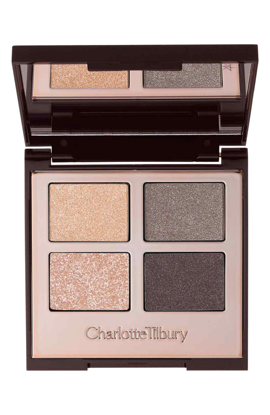 Luxury Palette - The Uptown Girl Color-Coded Eyeshadow Palette,                         Main,                         color, THE UPTOWN GIRL