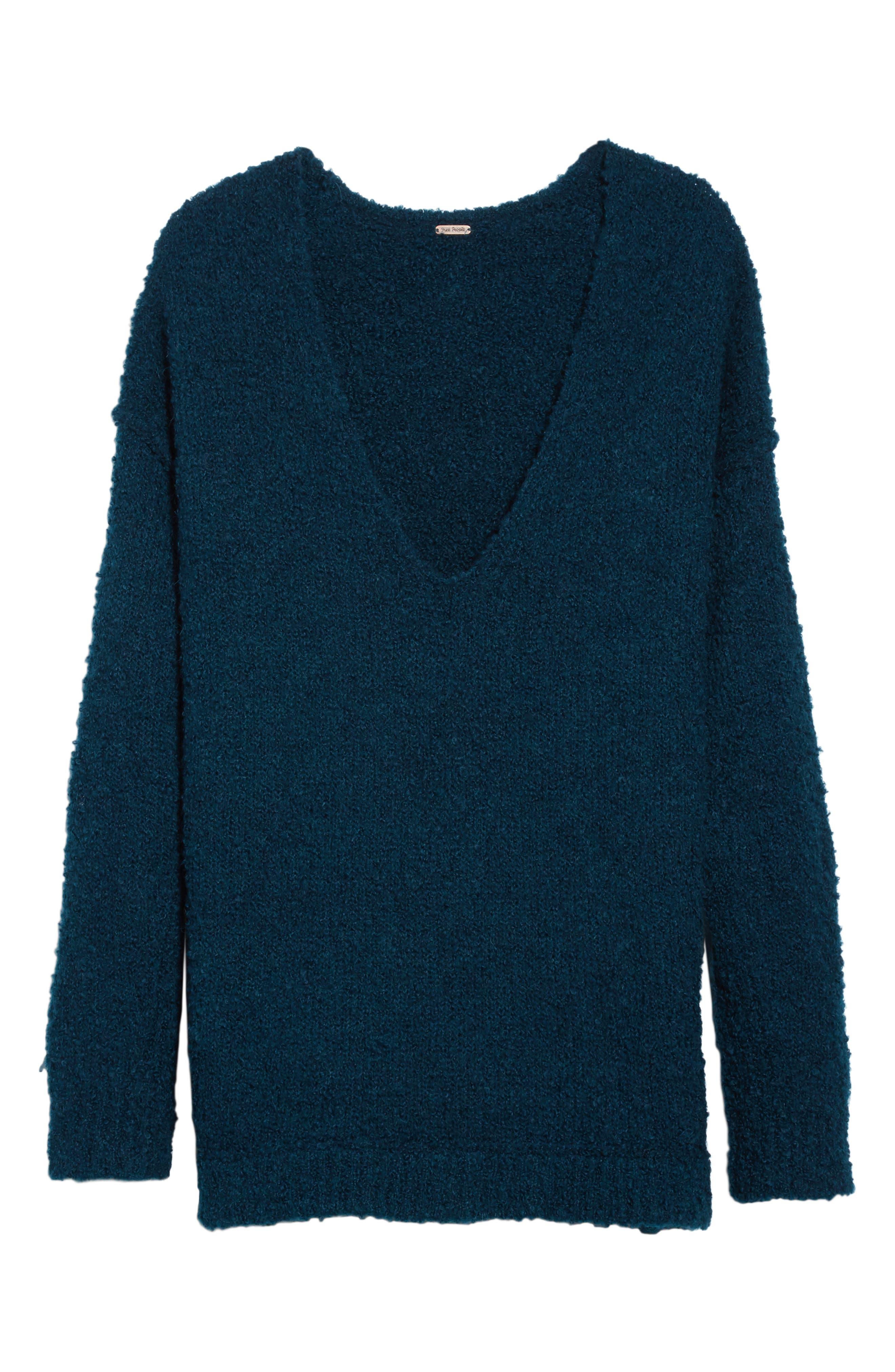Lofty V-Neck Sweater,                             Alternate thumbnail 37, color,