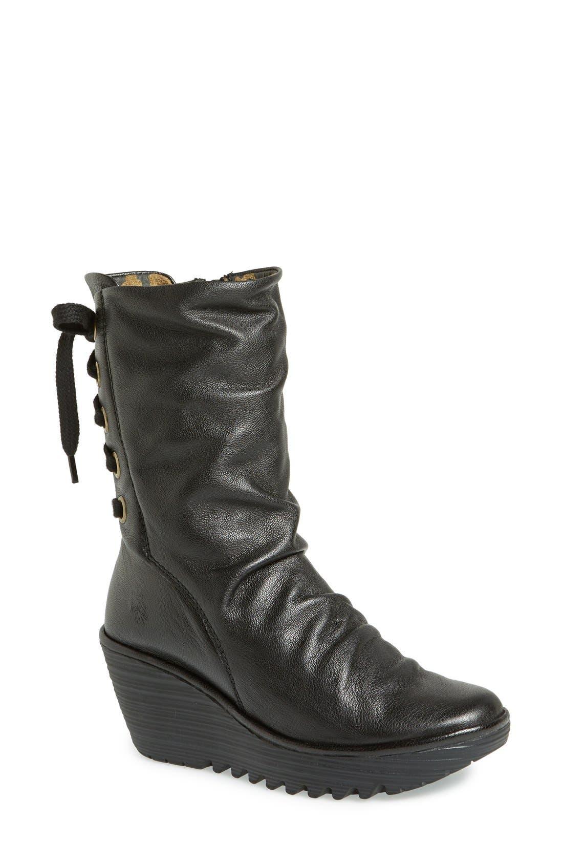 'Yada' Boot, Main, color, 001