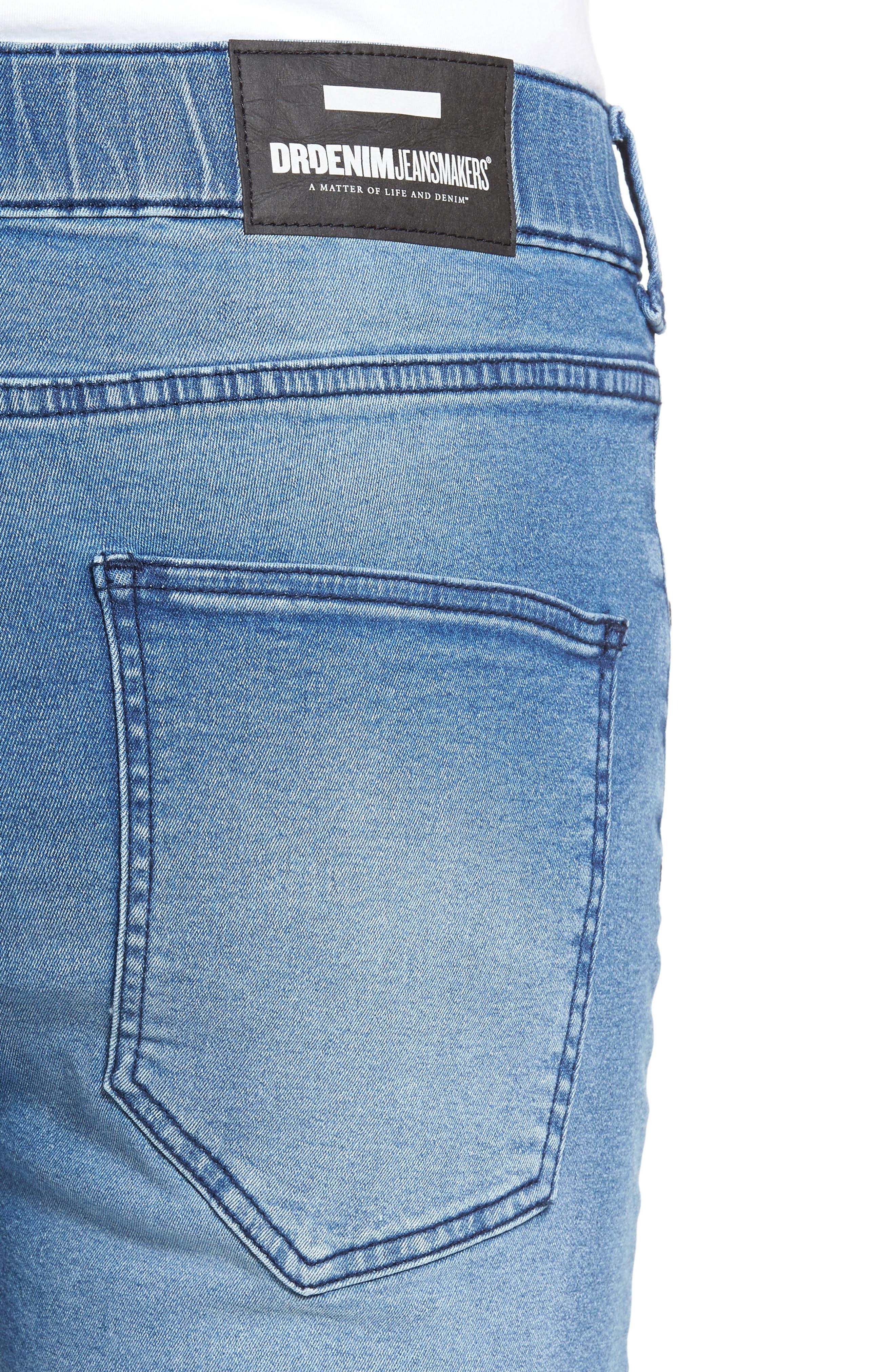 Leroy Slim Fit Jeans,                             Alternate thumbnail 4, color,                             400