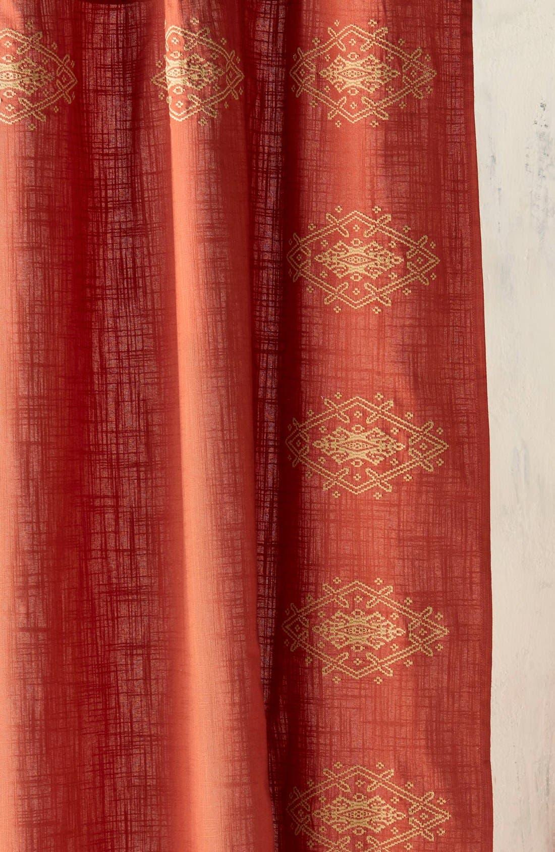 'Cusa' Shower Curtain,                             Alternate thumbnail 2, color,                             600