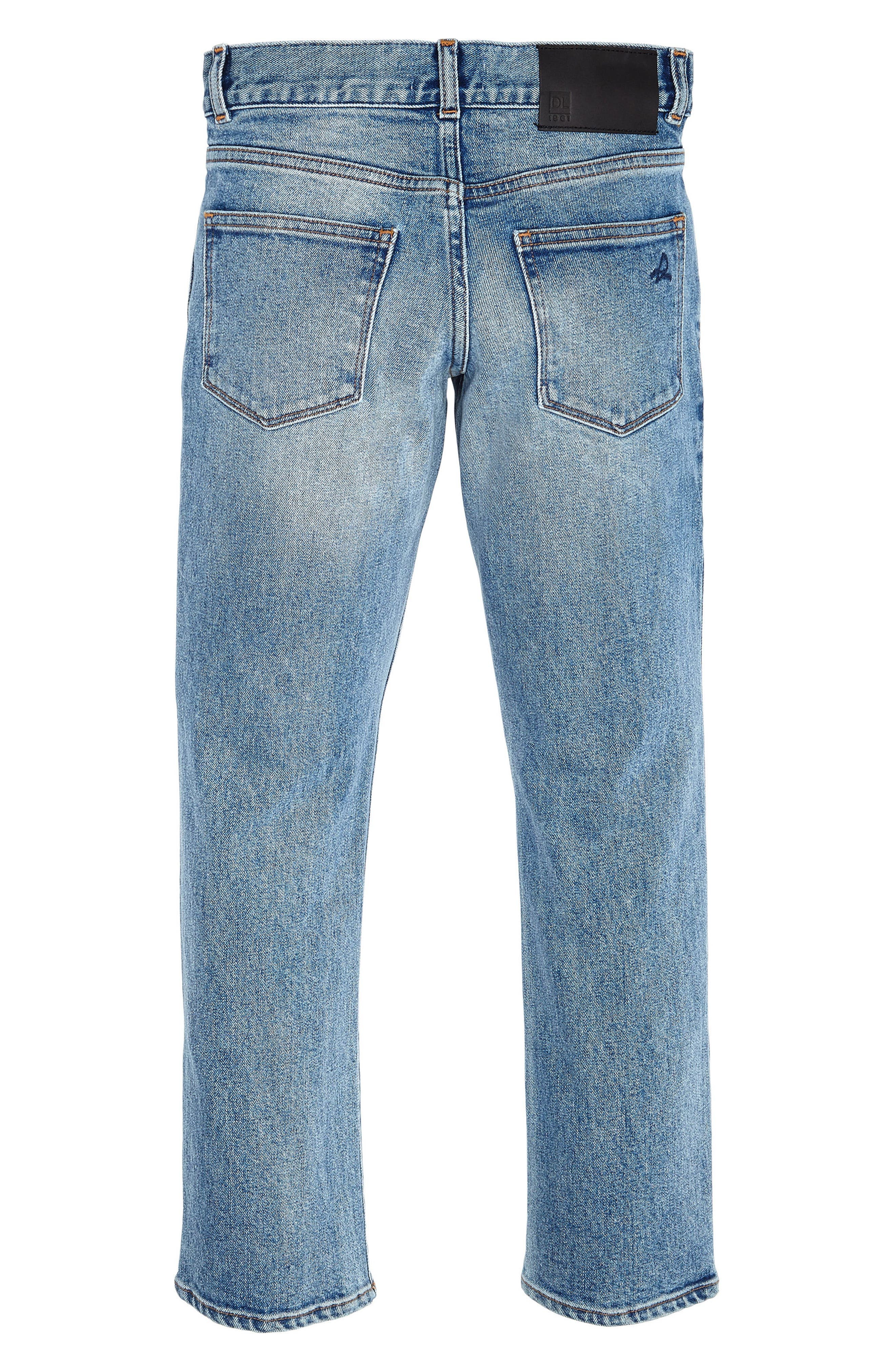 Brady Slim Fit Jeans,                             Alternate thumbnail 2, color,                             430