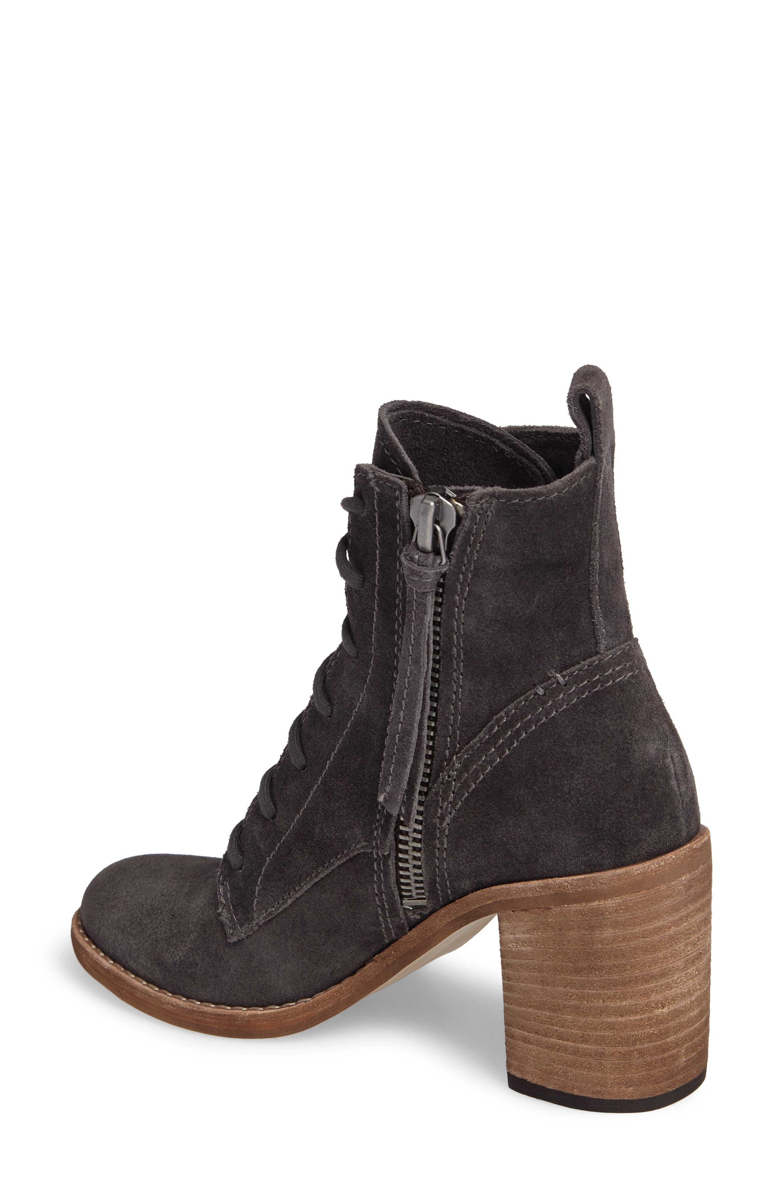 Rowly Lace-Up Bootie,                             Alternate thumbnail 3, color,