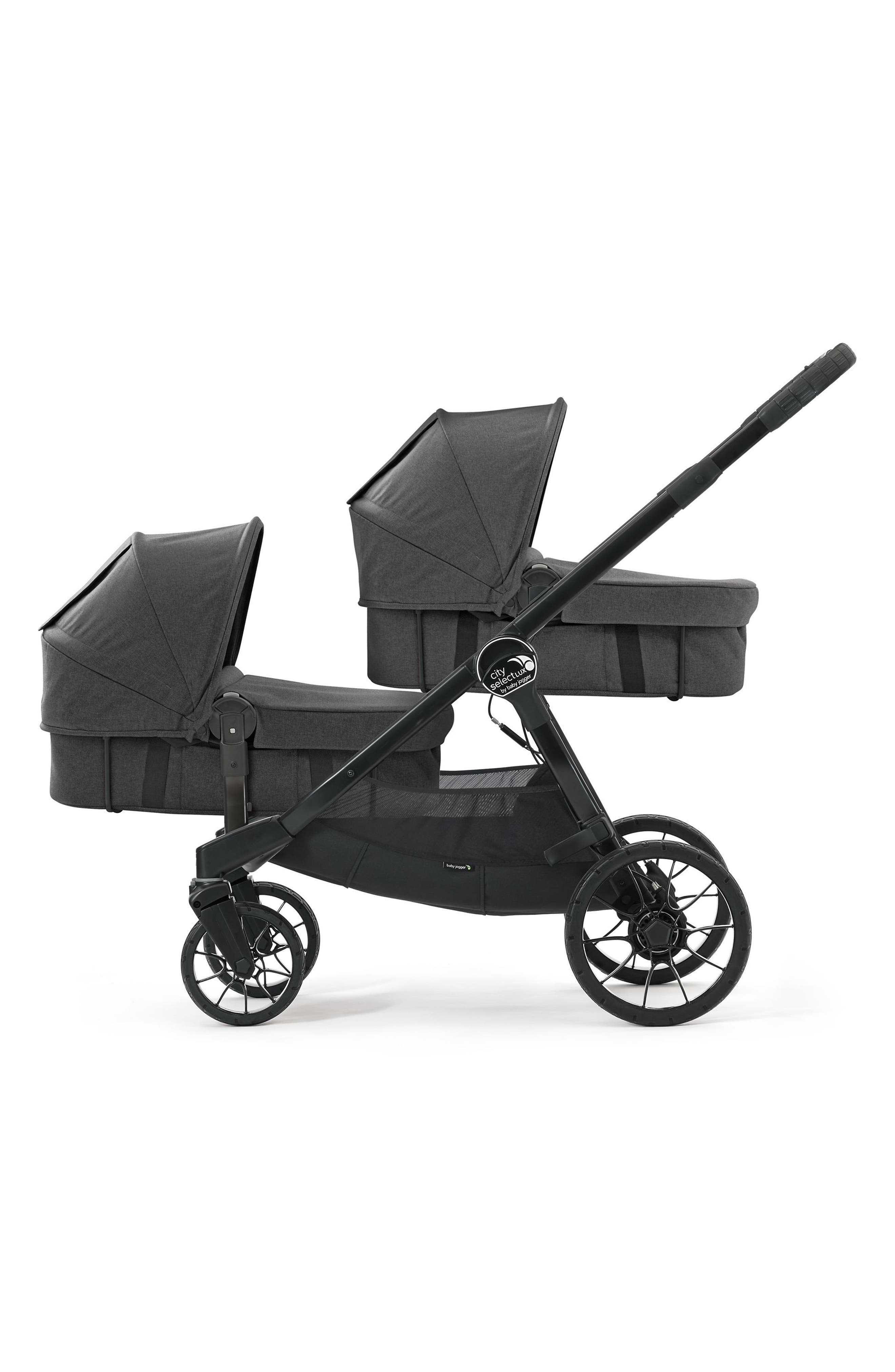 City Select<sup>®</sup> LUX Pram Kit,                             Alternate thumbnail 2, color,                             GRANITE
