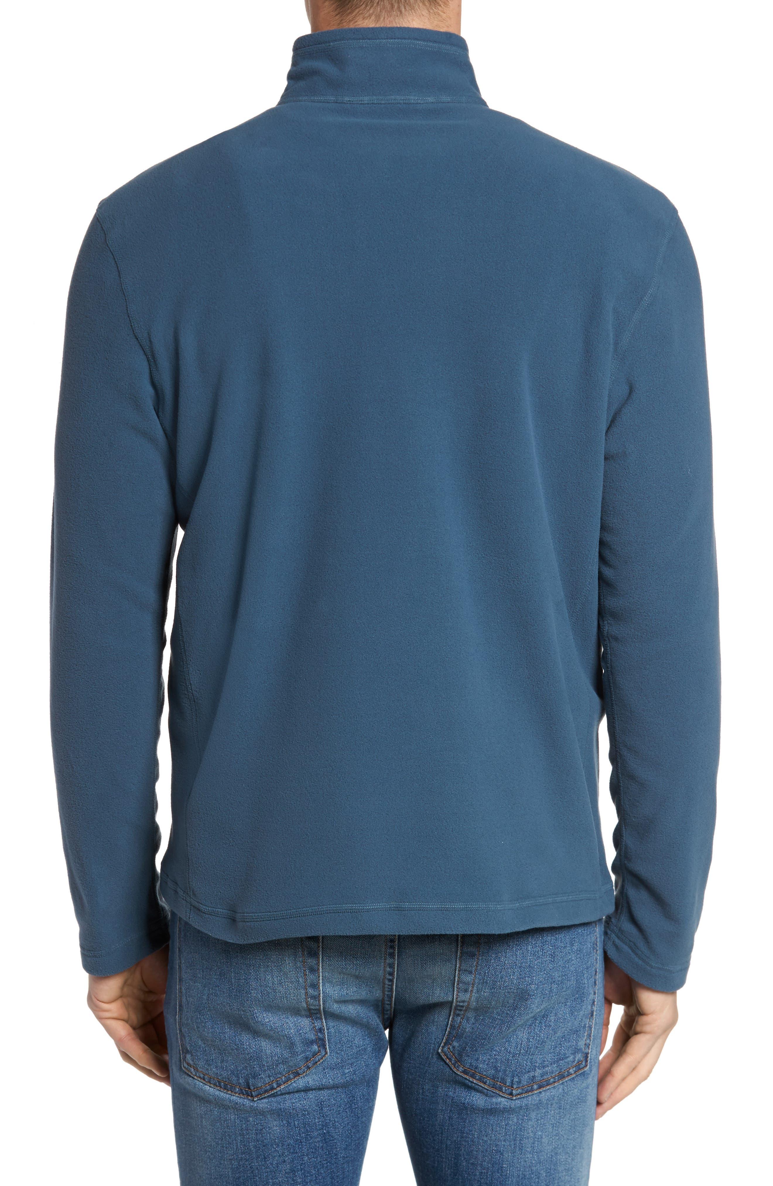 'TKA 100 Glacier' Quarter Zip Fleece Pullover,                             Alternate thumbnail 96, color,