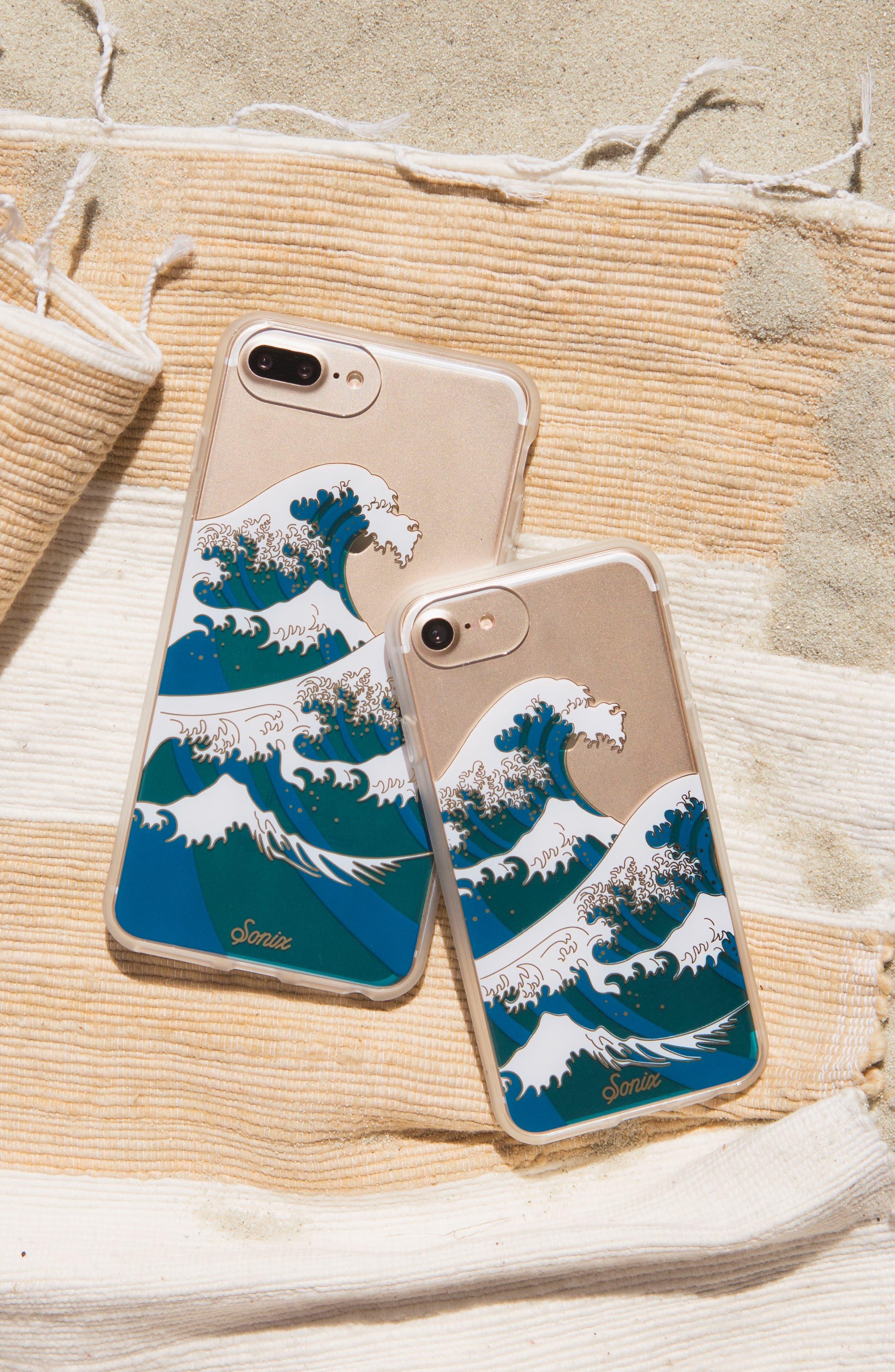Tokyo Wave iPhone 6/6s/7/8 & 6/6s/7/8 Plus Case,                             Alternate thumbnail 4, color,                             400