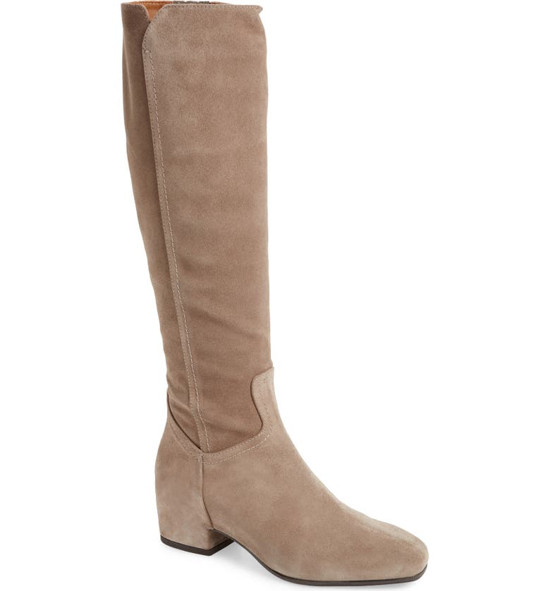 Ulu Weatherproof Riding Boot,                         Main,                         color, TAUPE SUEDE