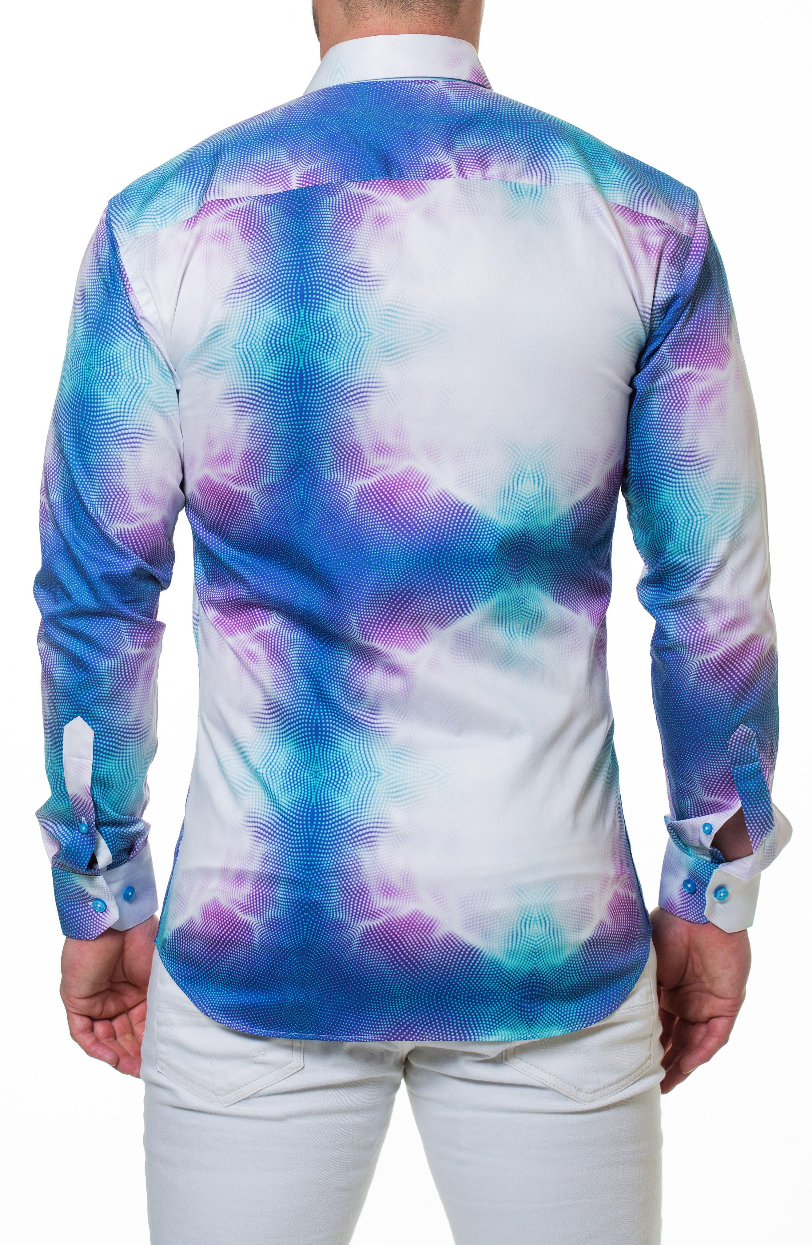 Luxor Invent Slim Fit Sport Shirt,                             Alternate thumbnail 2, color,                             110