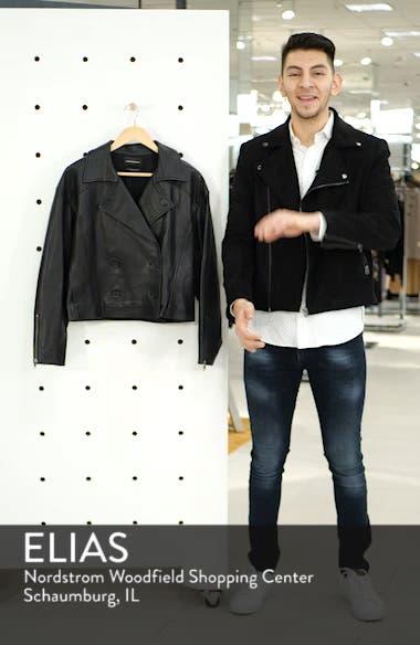 Shrunken Leather Jacket, sales video thumbnail