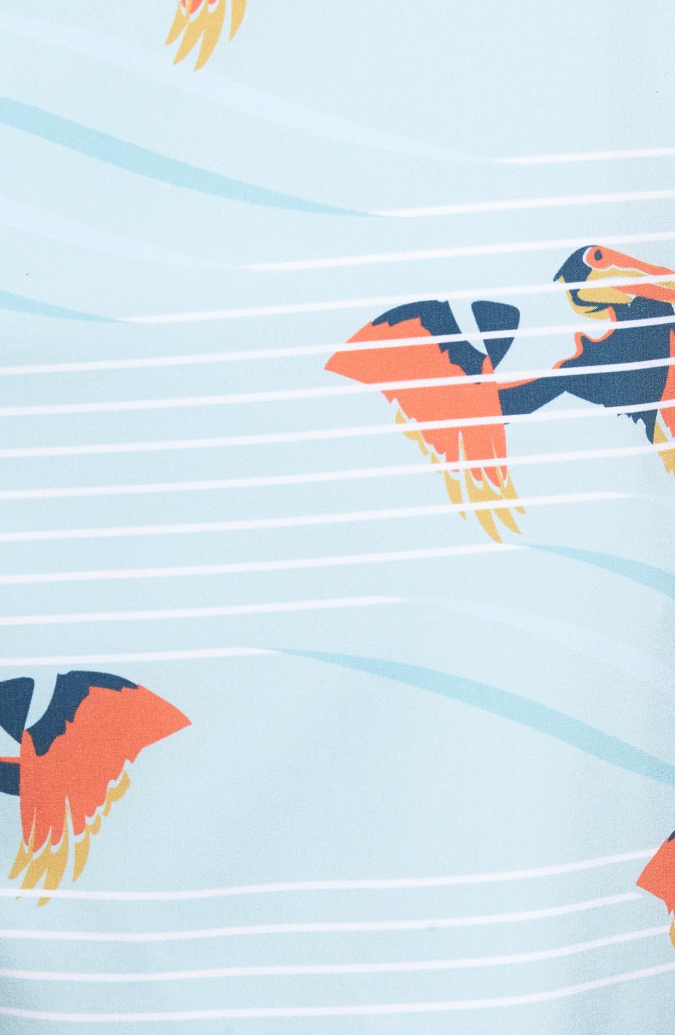 Sundays Lo Tides Board Shorts,                             Alternate thumbnail 5, color,                             COASTAL