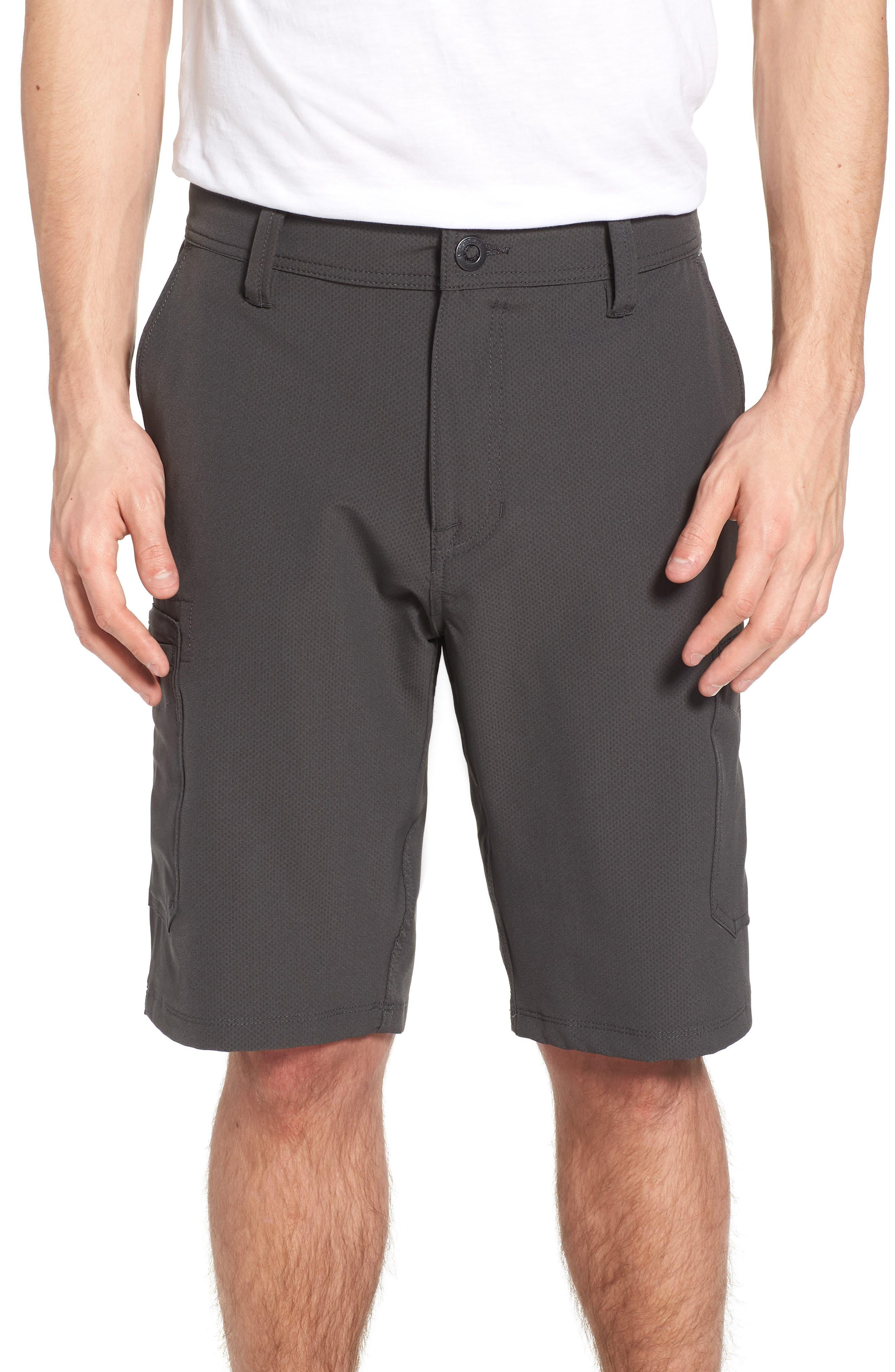 Surf N' Turf Dry Cargo Hybrid Shorts,                             Main thumbnail 1, color,                             020