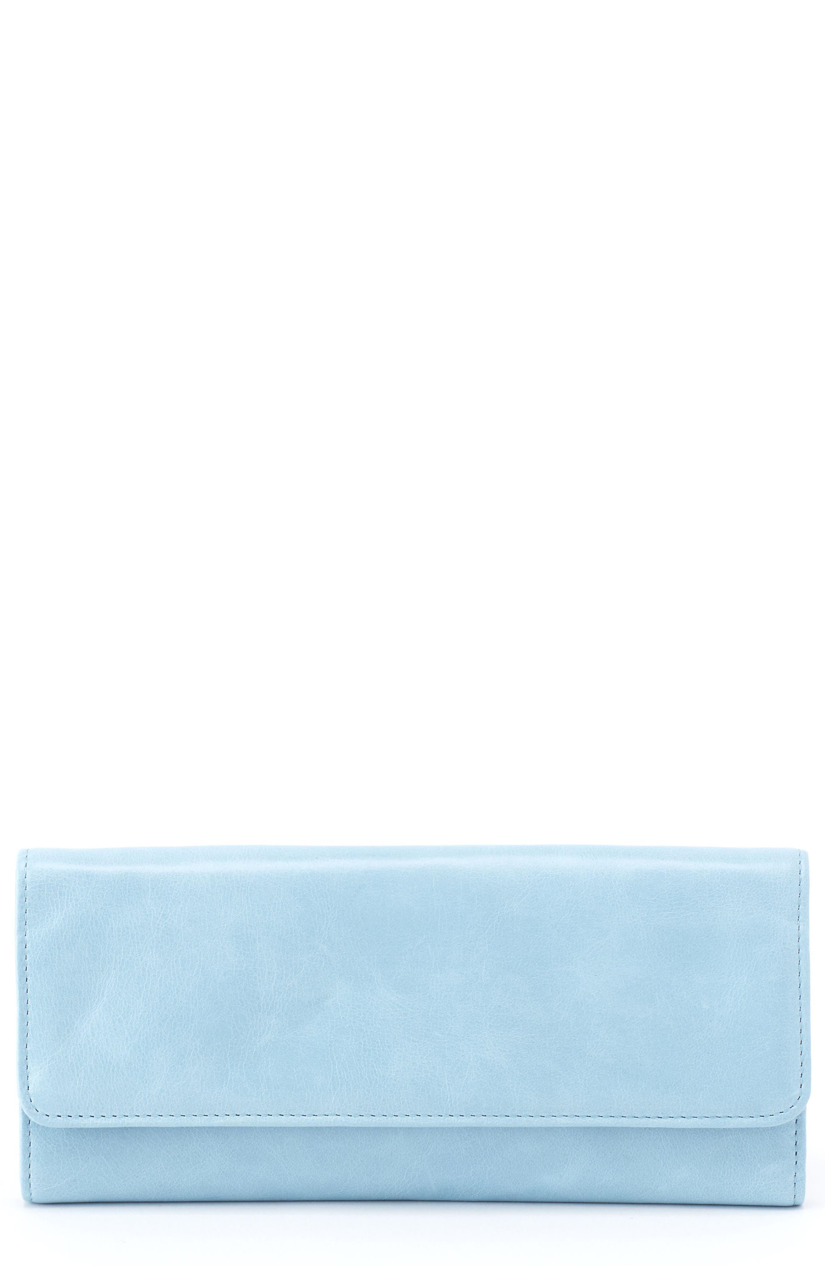 'Sadie' Leather Wallet,                             Main thumbnail 7, color,